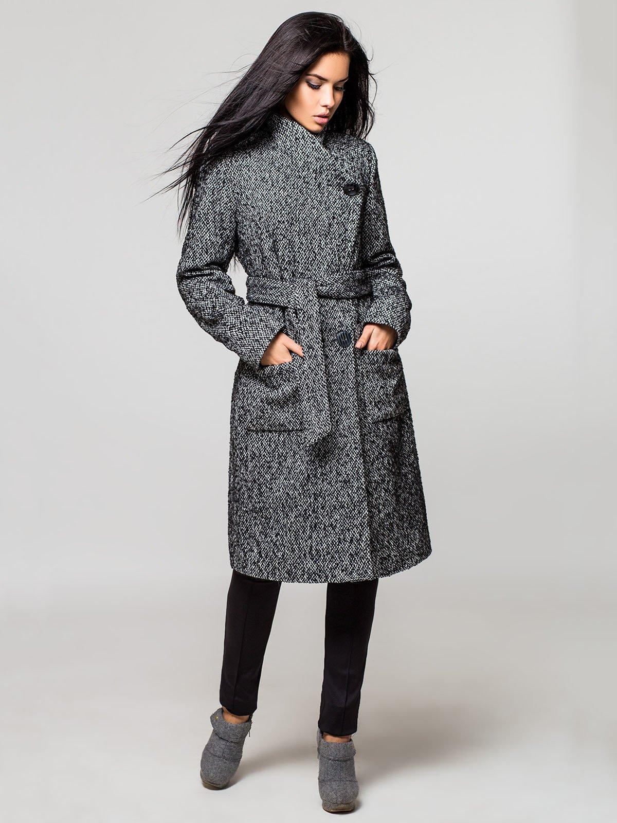 Пальто сіре | 3632163