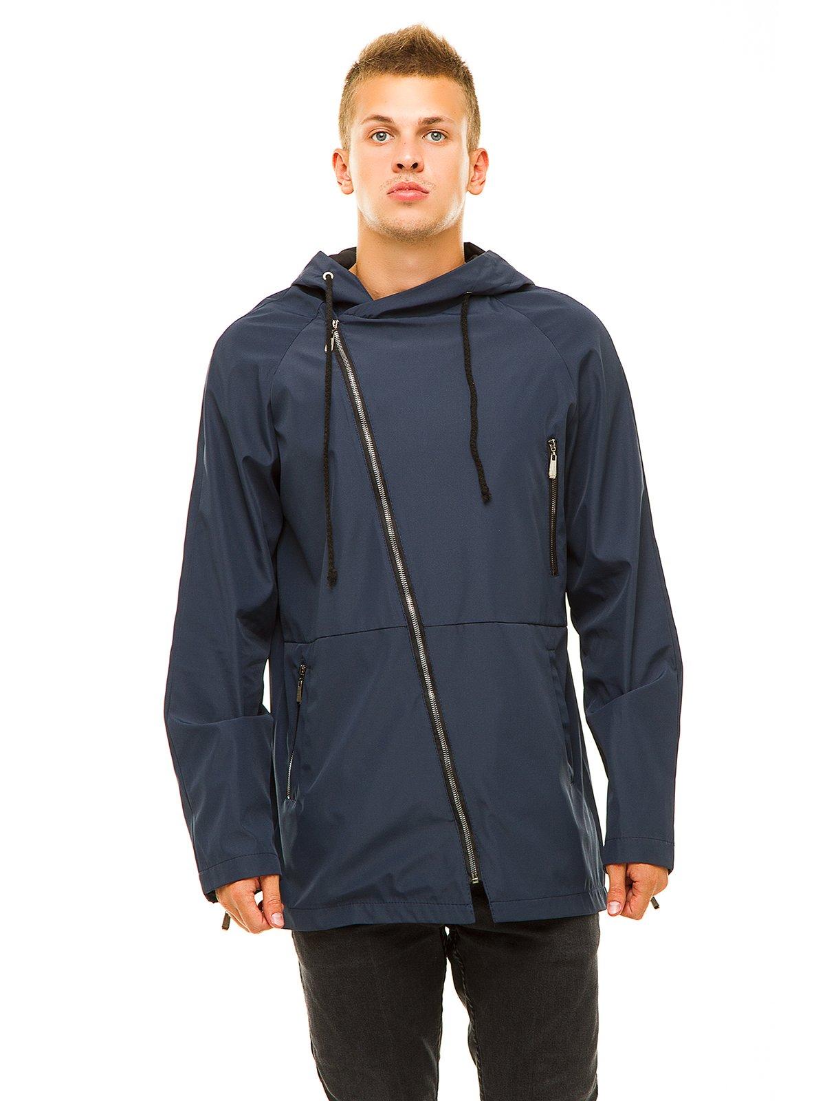 Куртка темно-синя | 3643464