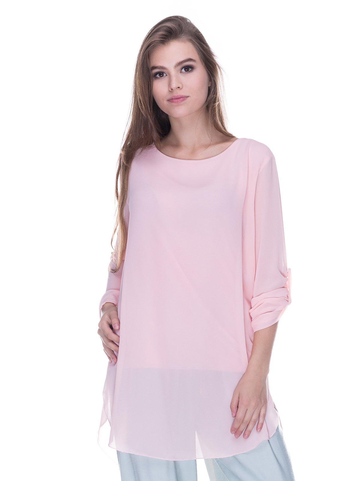 Блуза розовая | 3102415
