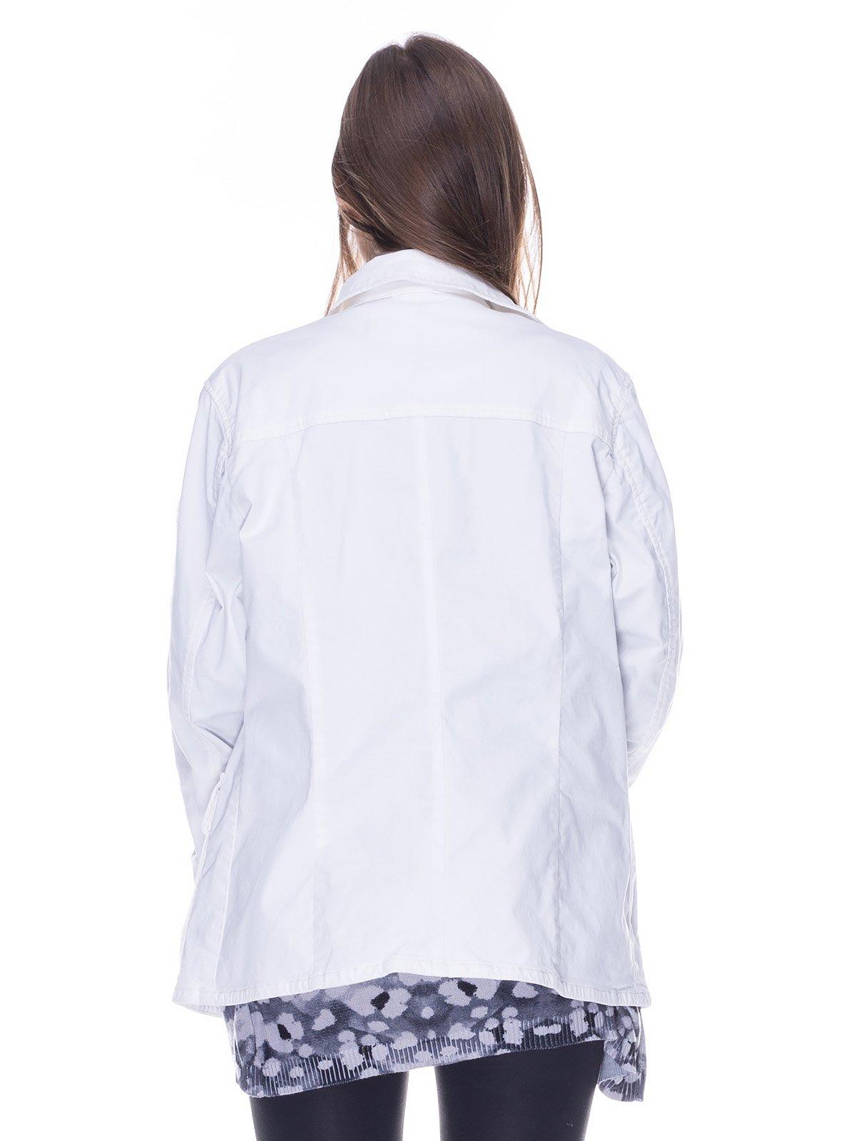 Куртка белая | 2189581 | фото 2