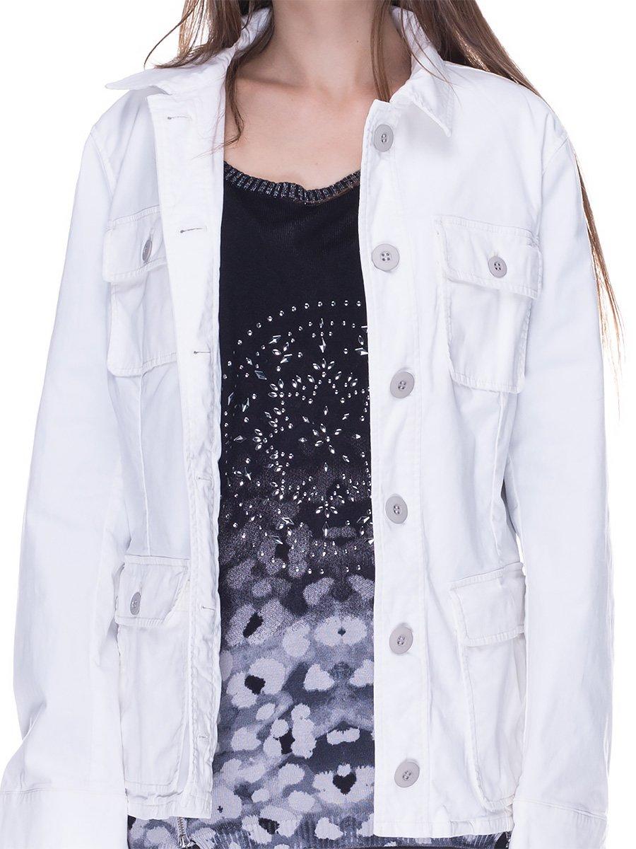 Куртка белая | 2189581 | фото 3