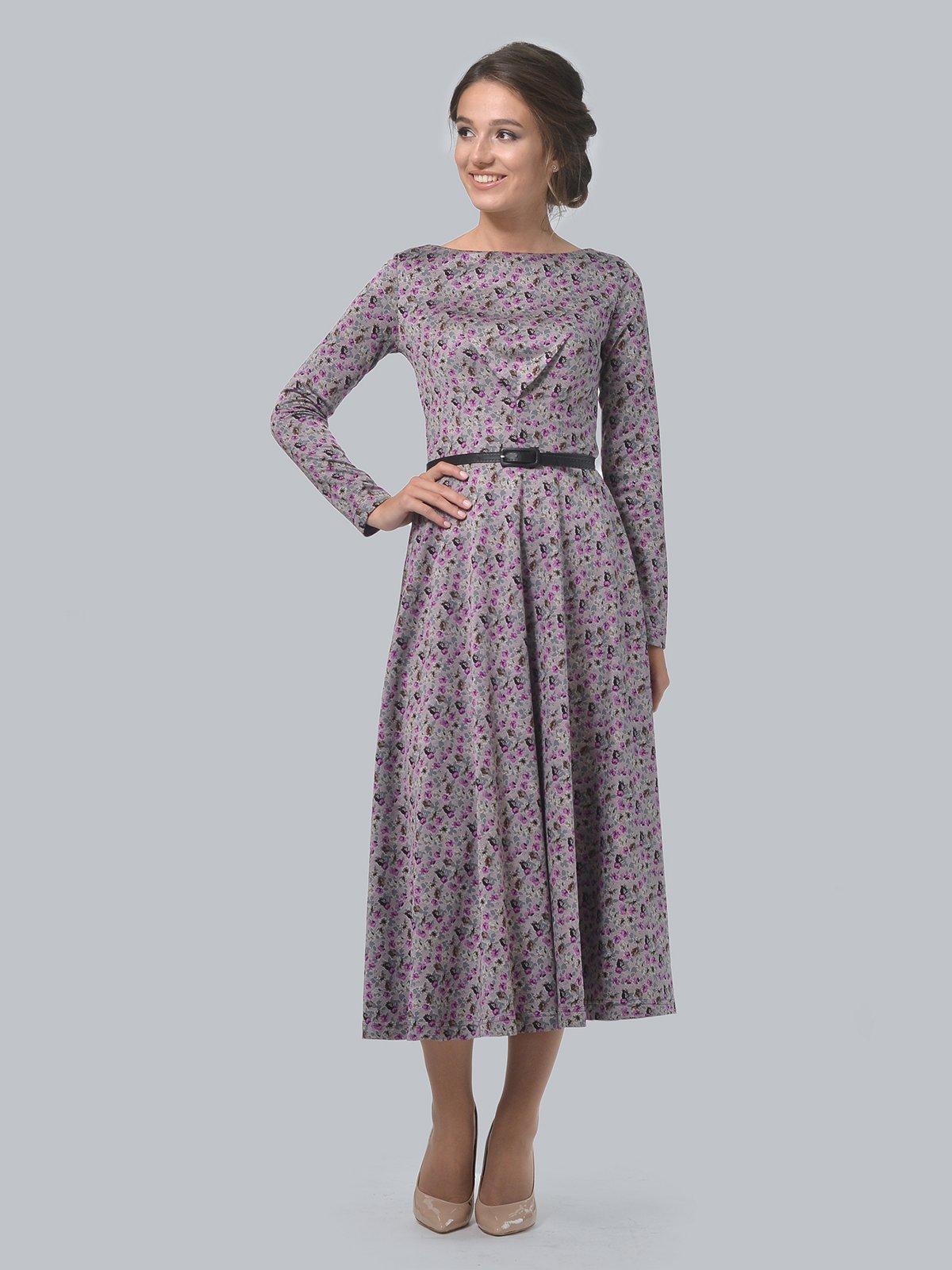 Платье в принт | 3621692 | фото 2