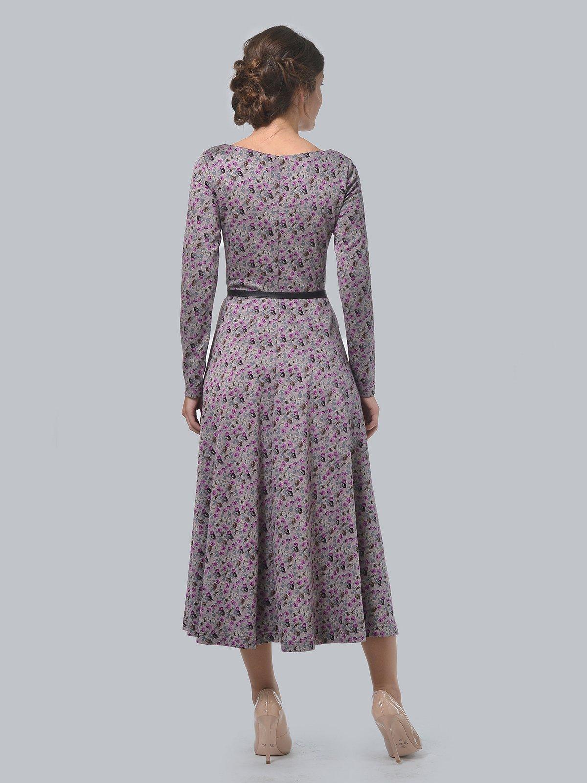 Платье в принт | 3621692 | фото 3