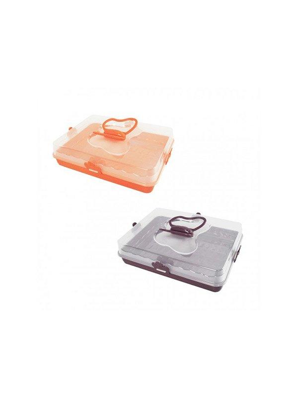 Форма для зберігання і транспортування пирогів - пластикова | 3645294