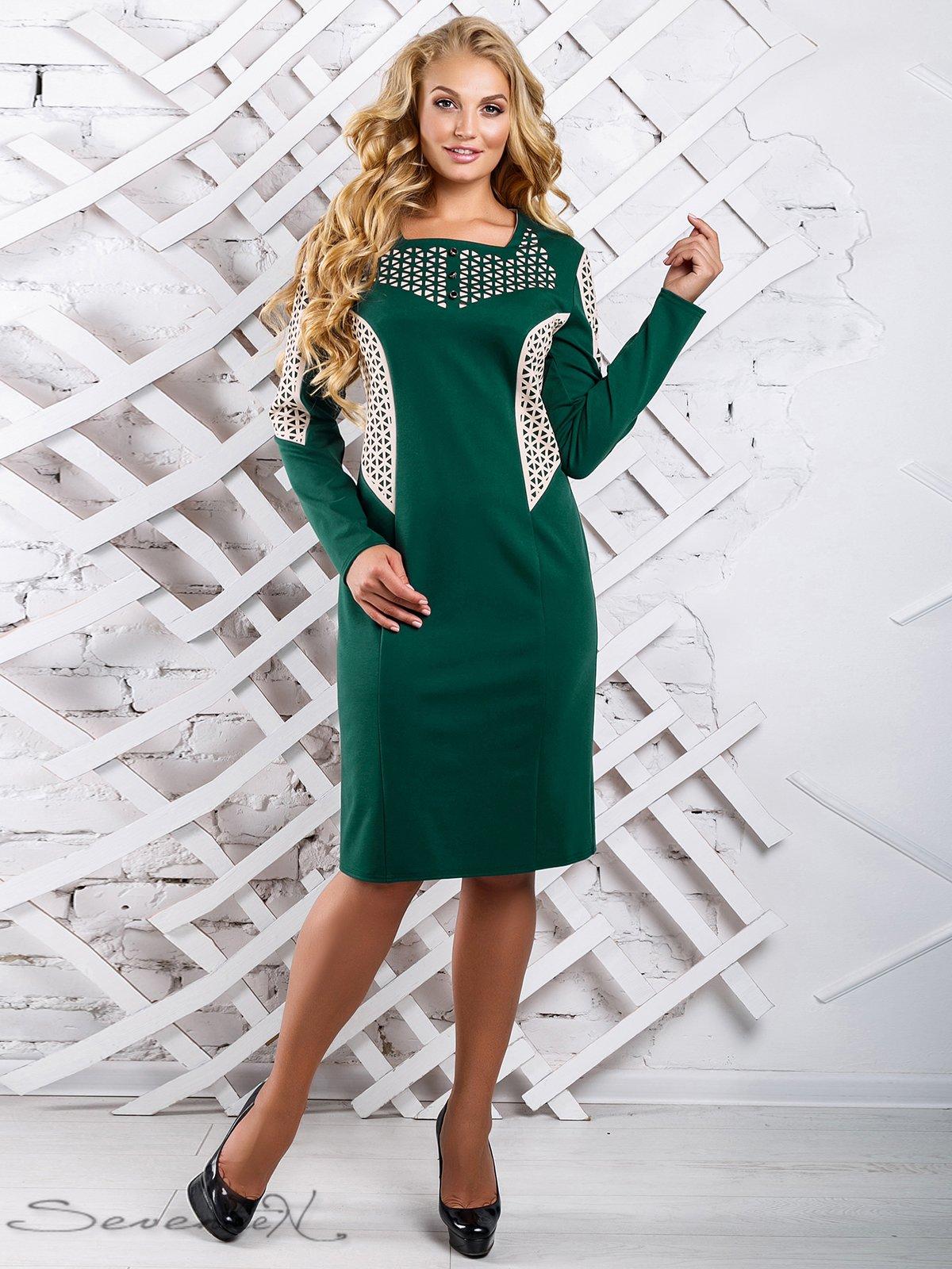 Сукня двоколірна   3649688
