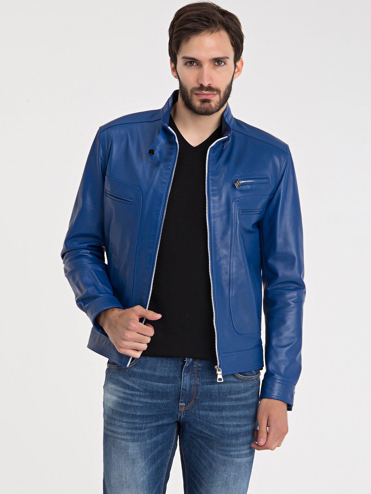 Куртка синя | 3650130 | фото 2