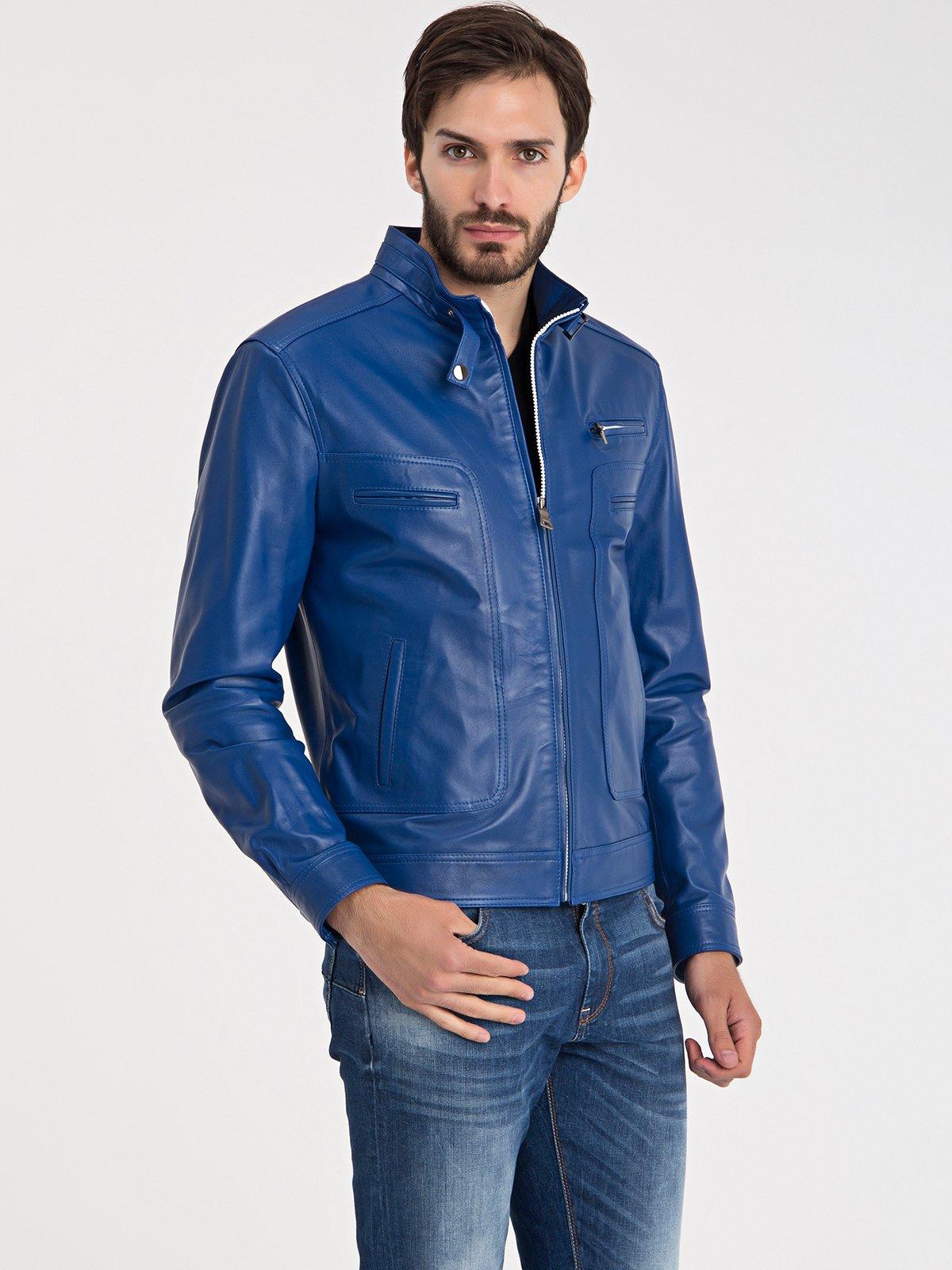 Куртка синя | 3650130 | фото 3