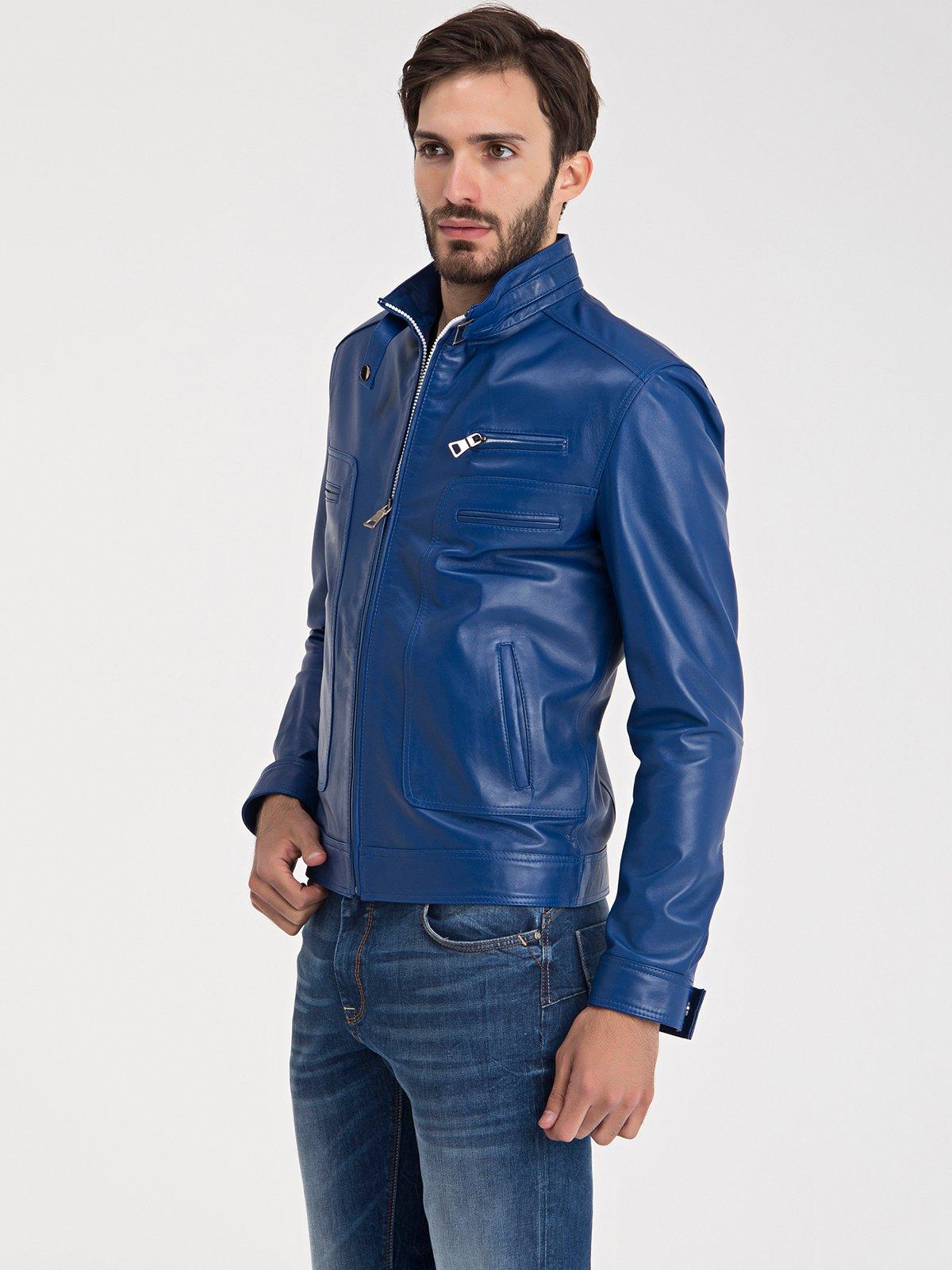 Куртка синя | 3650130 | фото 4