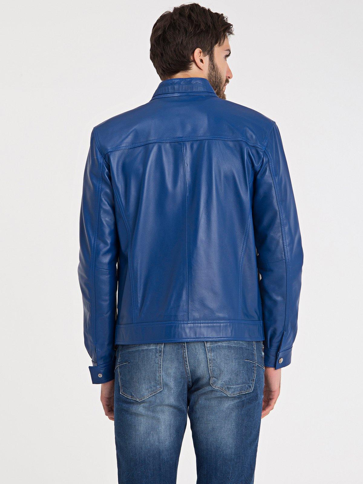 Куртка синя | 3650130 | фото 5