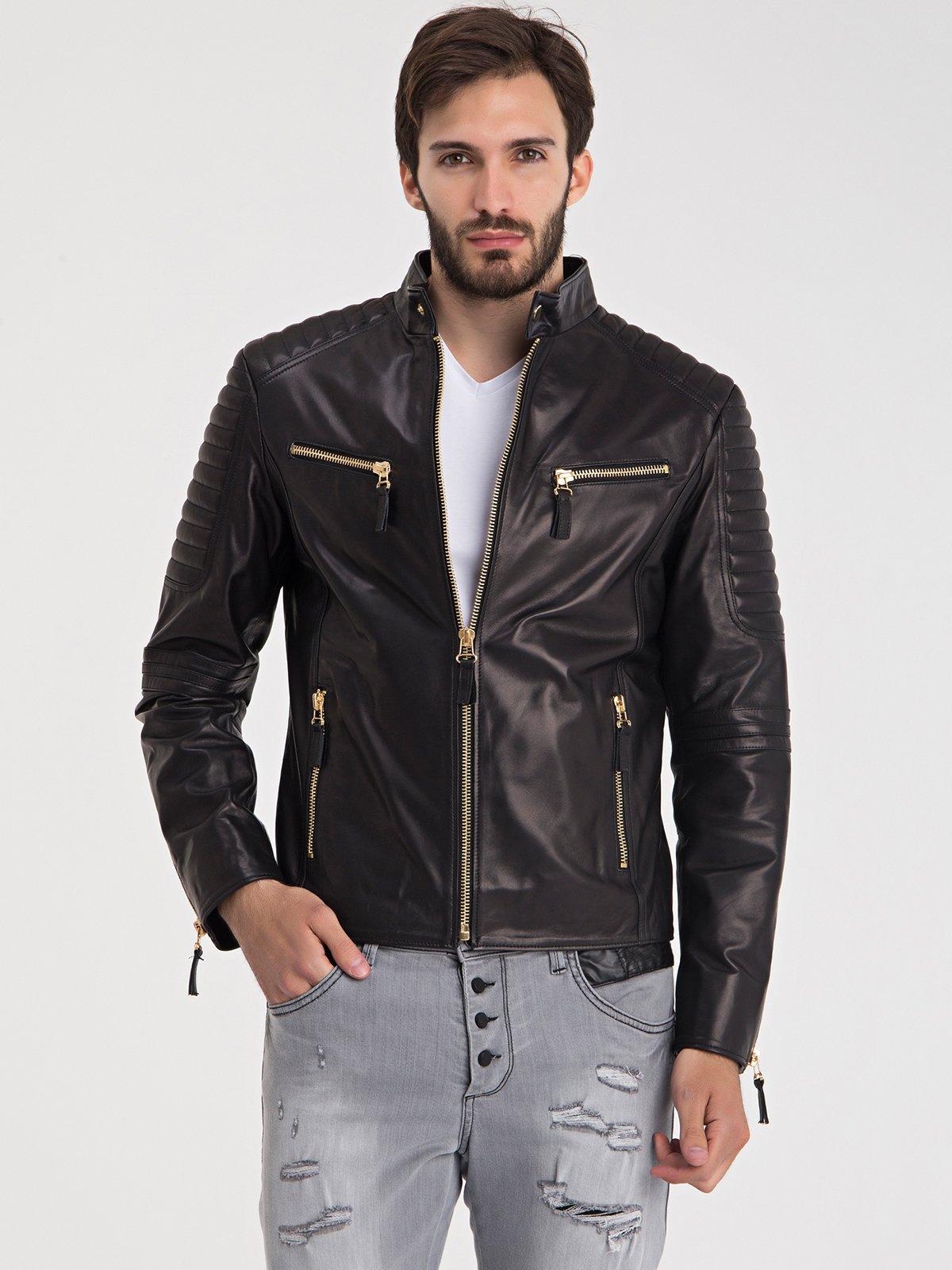 Куртка чорна | 3650207
