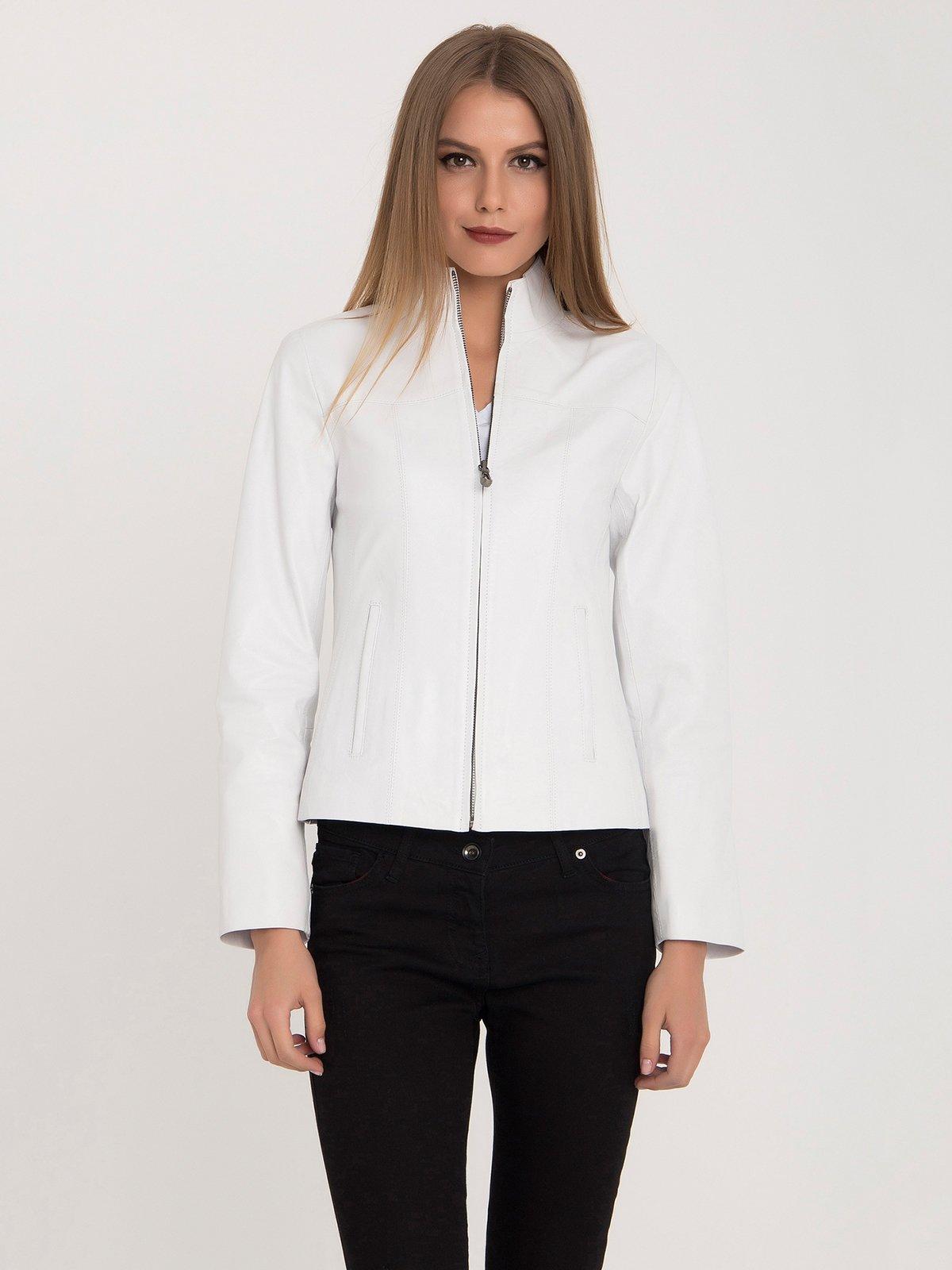 Куртка белая | 3650347