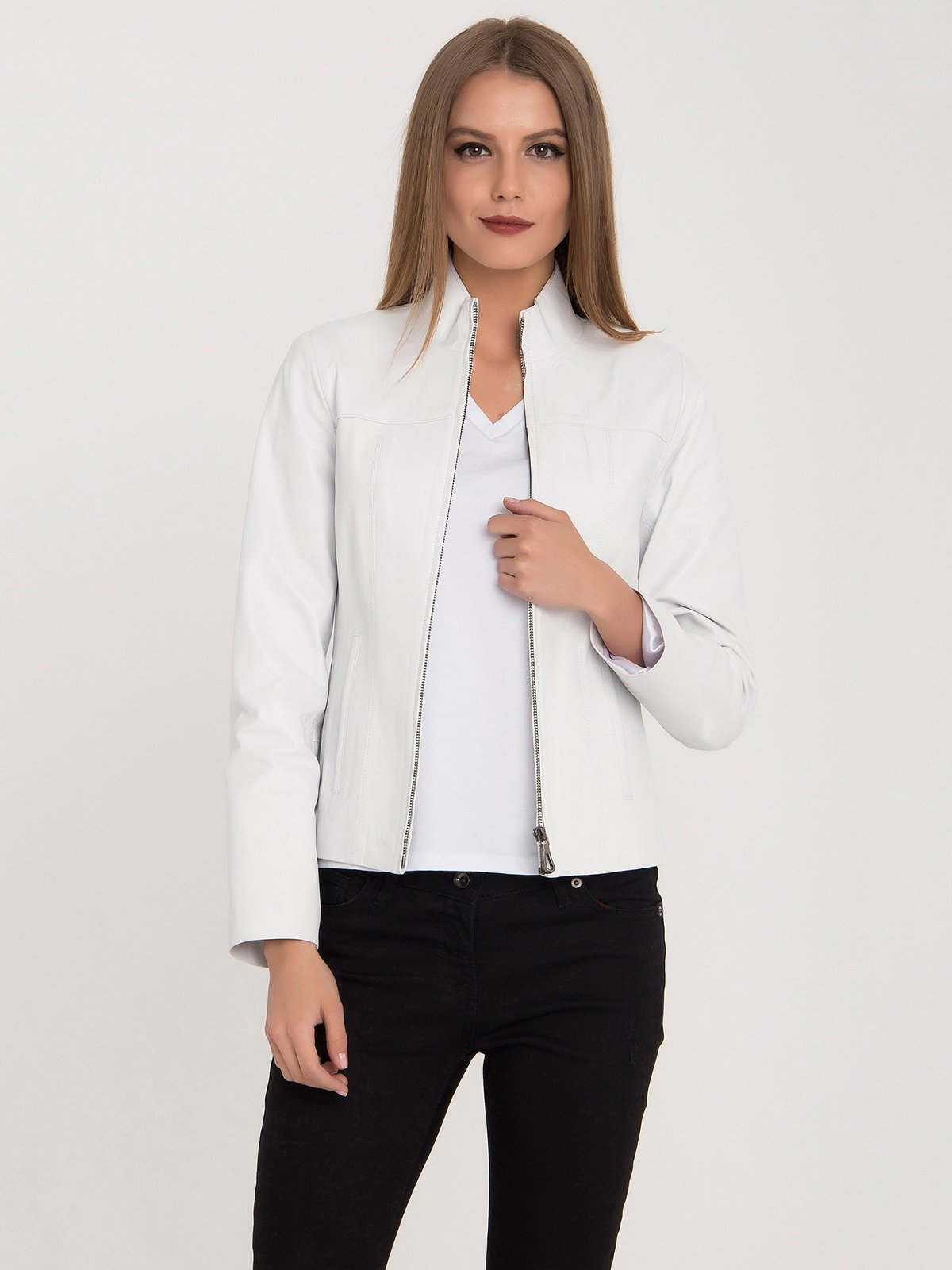 Куртка белая | 3650347 | фото 2