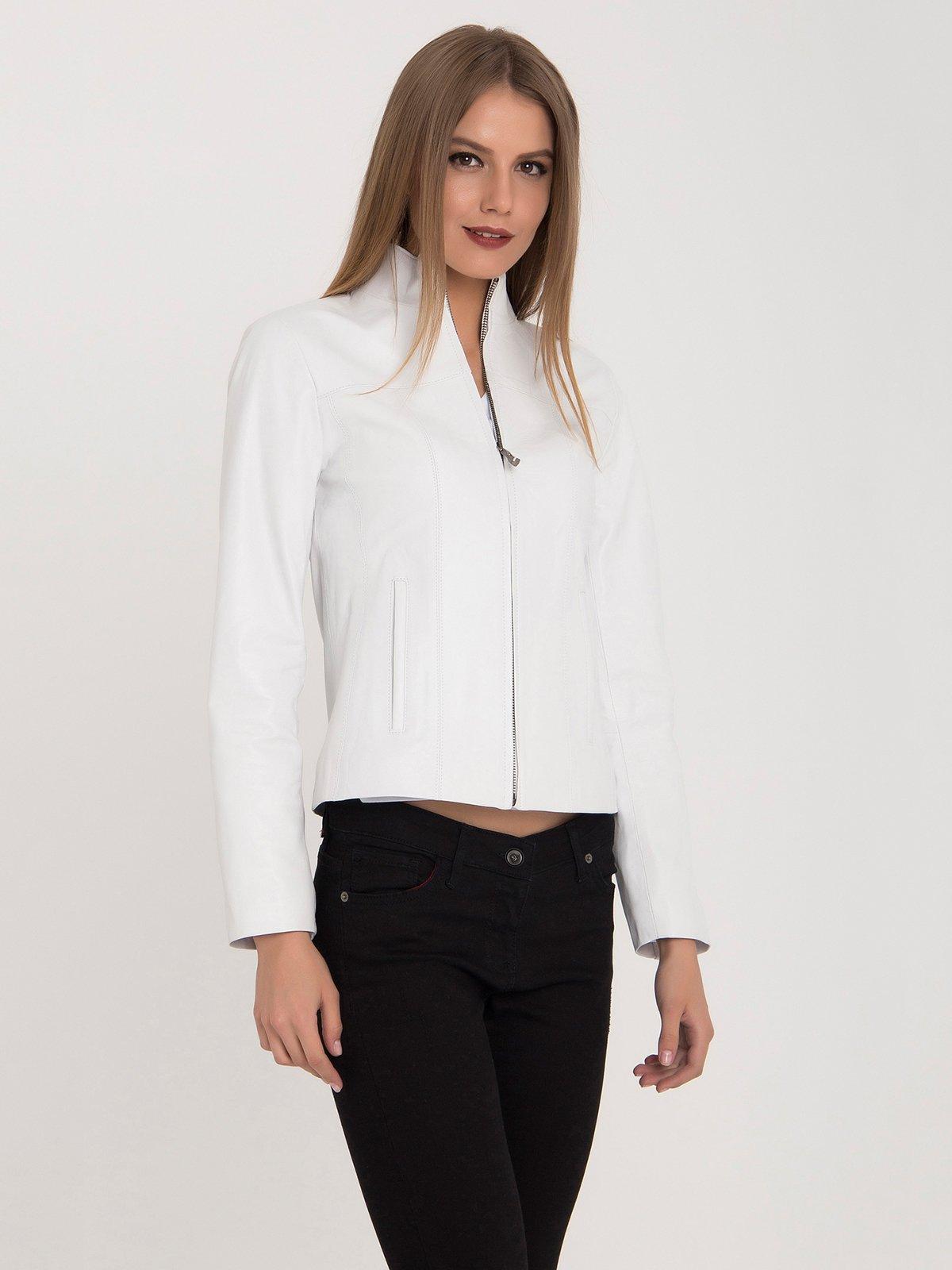 Куртка белая | 3650347 | фото 3