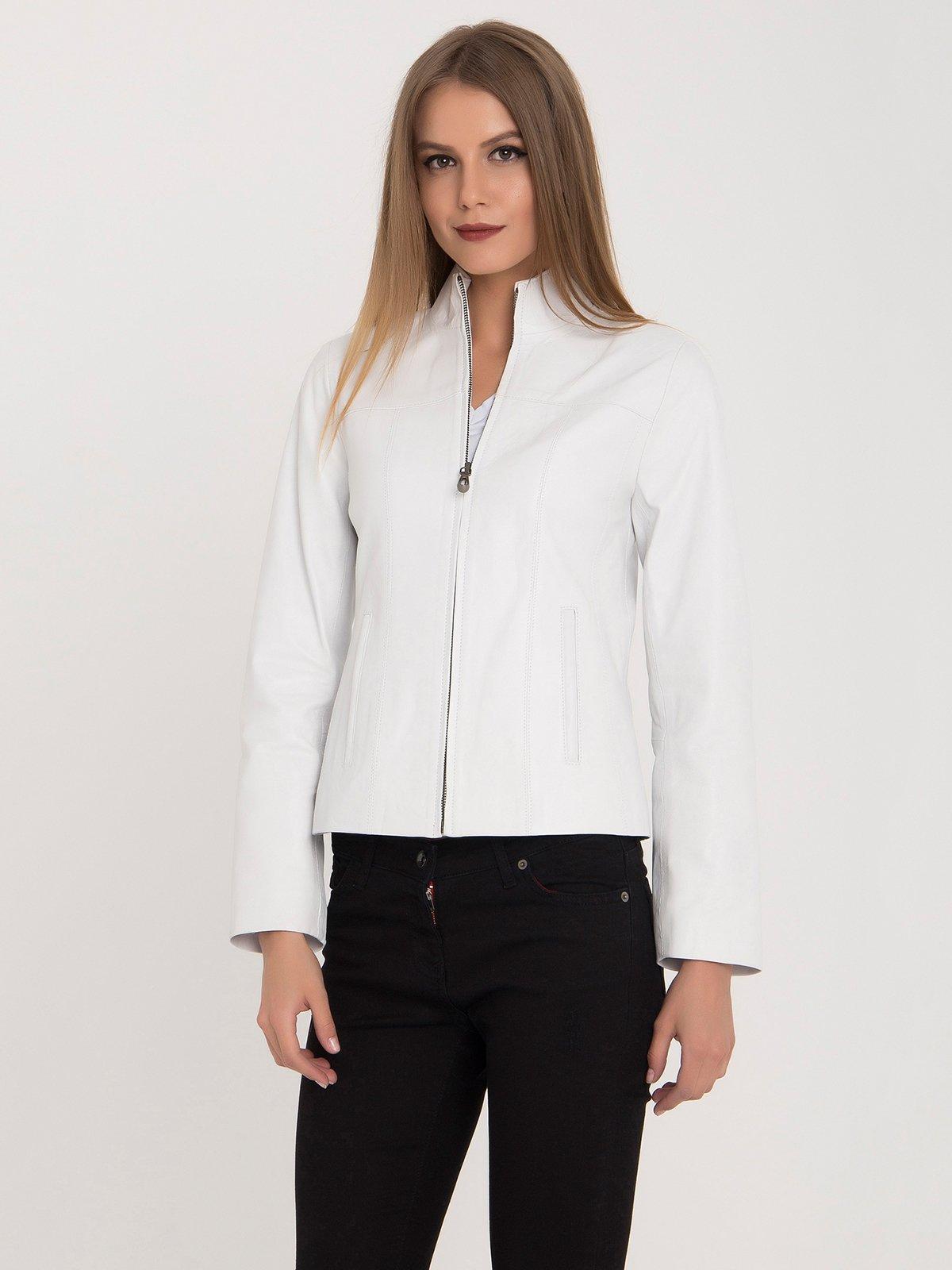 Куртка белая | 3650347 | фото 4