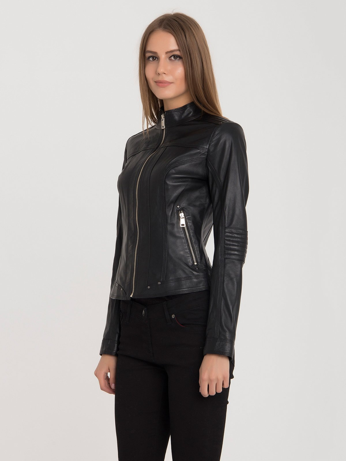 Куртка черная | 3650393 | фото 4