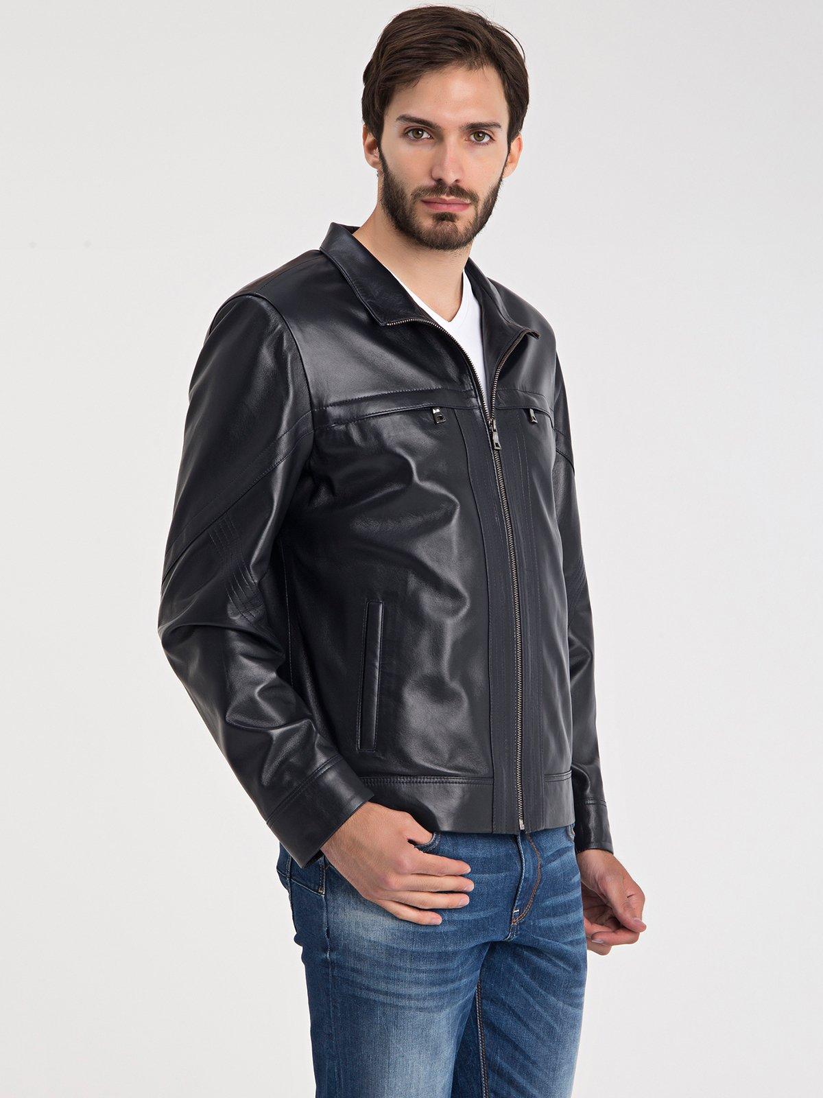 Куртка темно-синяя | 3650183 | фото 3
