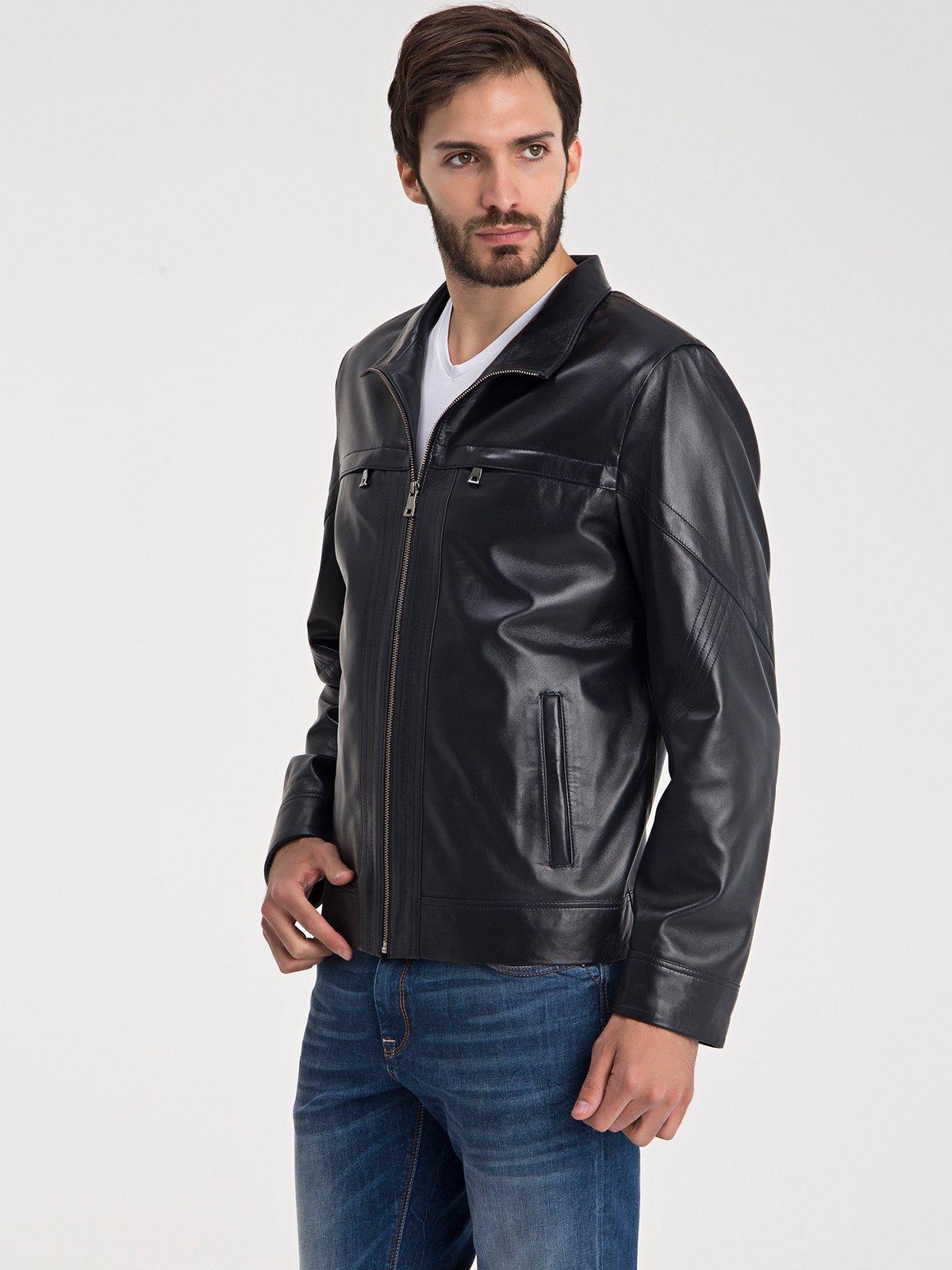 Куртка темно-синяя | 3650183 | фото 4