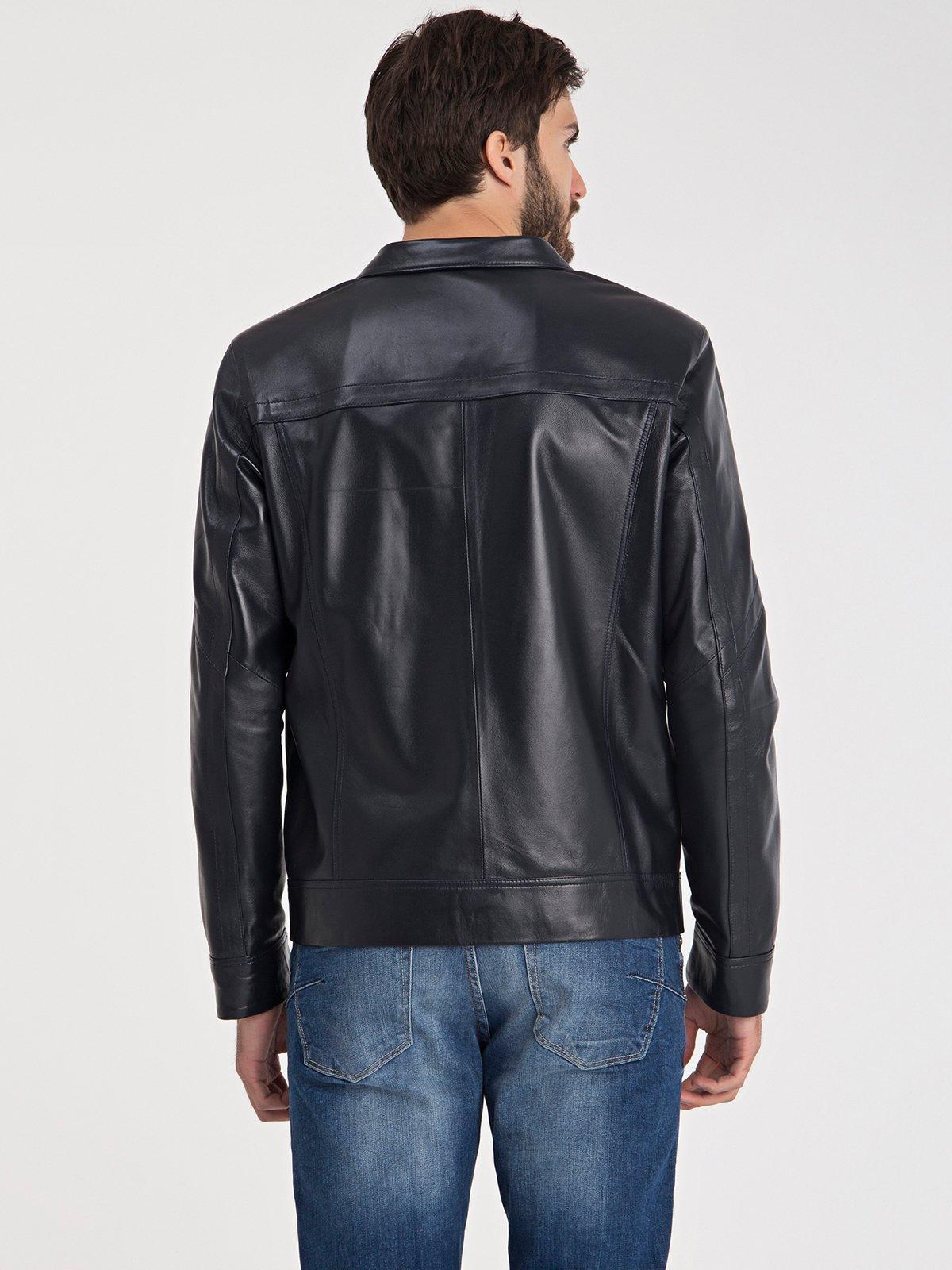 Куртка темно-синяя | 3650183 | фото 5