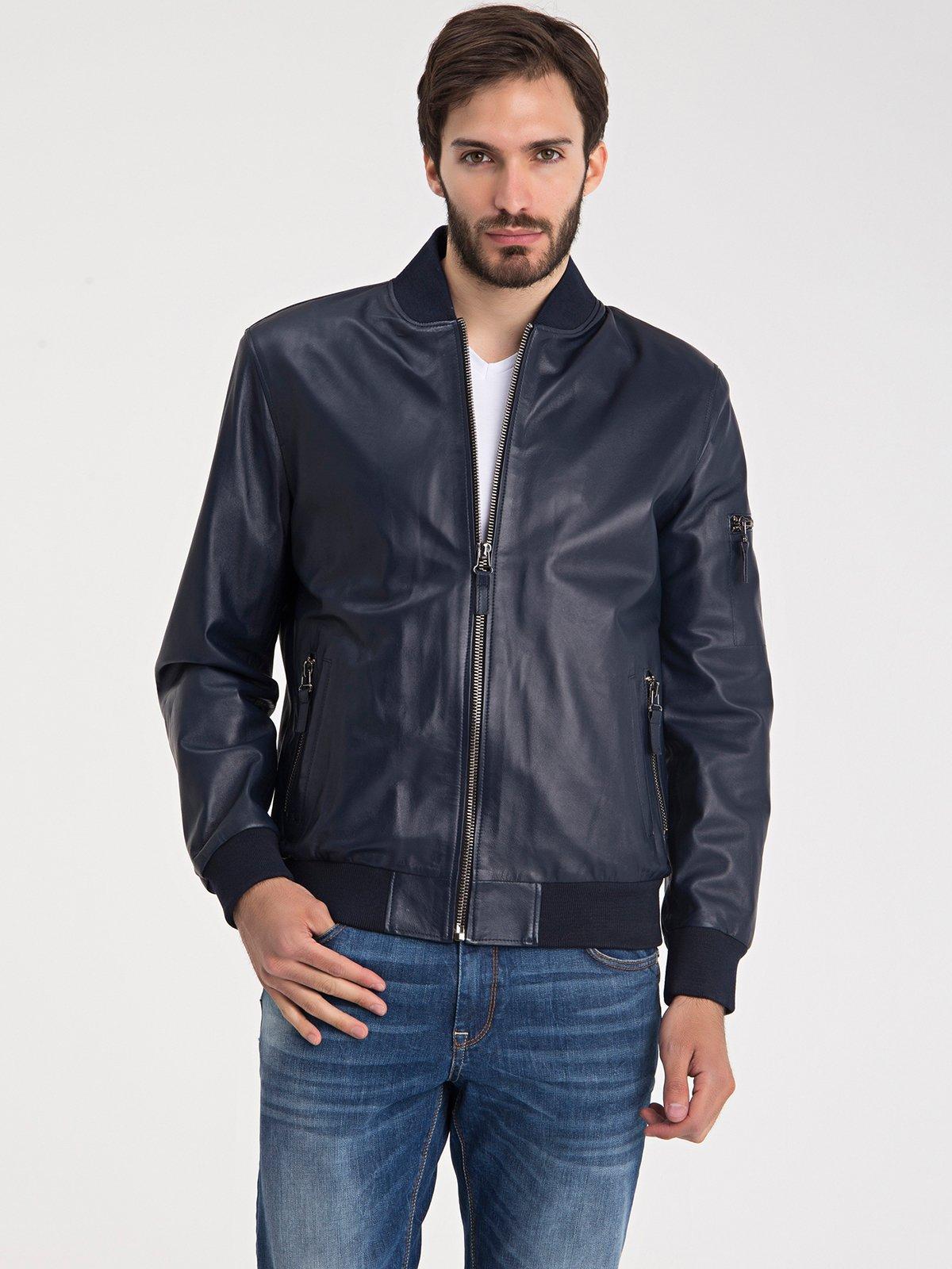 Куртка синяя | 3650108
