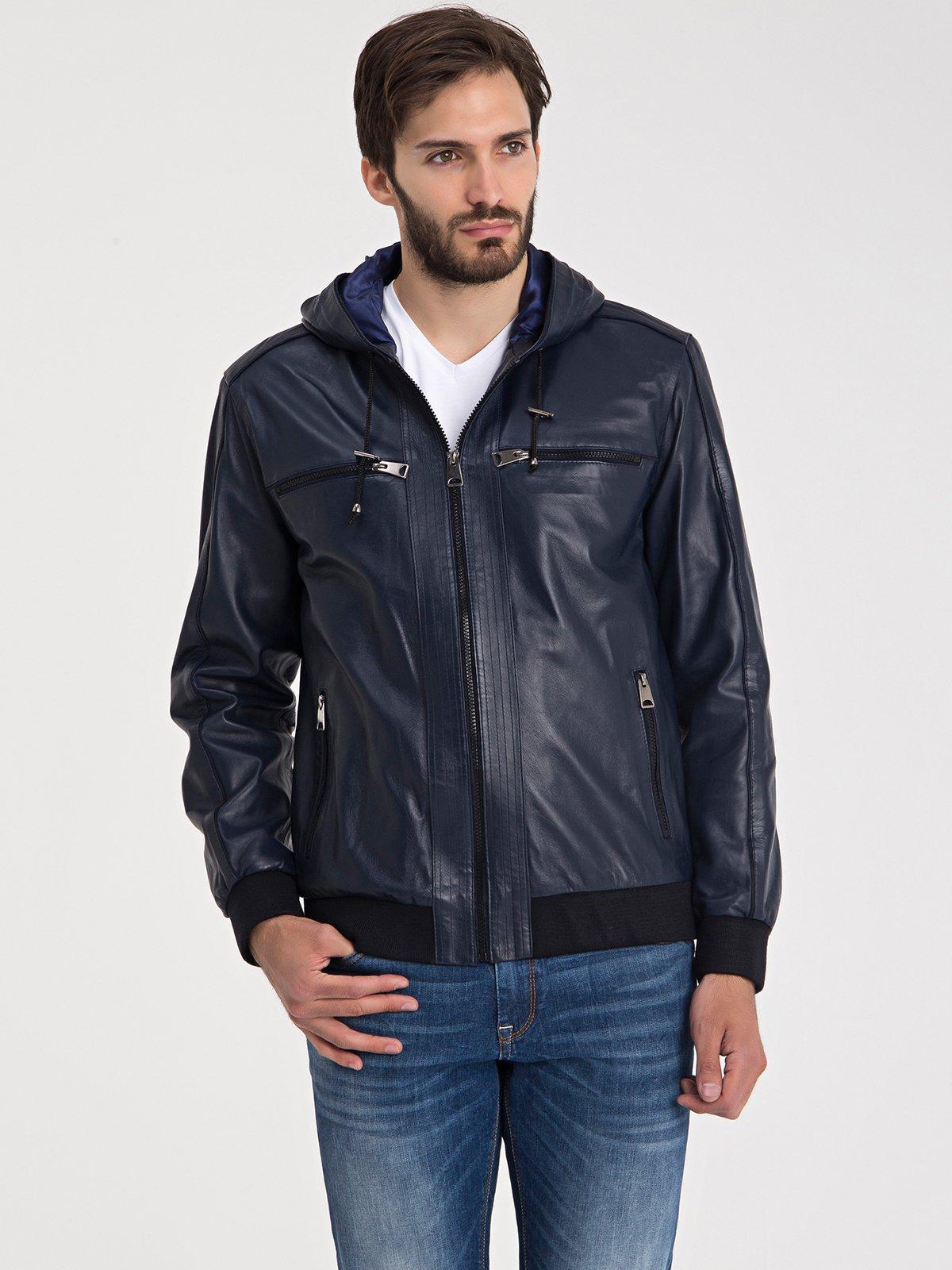 Куртка синяя | 3650181