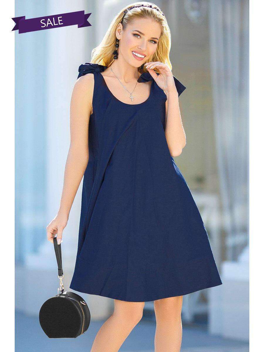 Платье синее   3344387