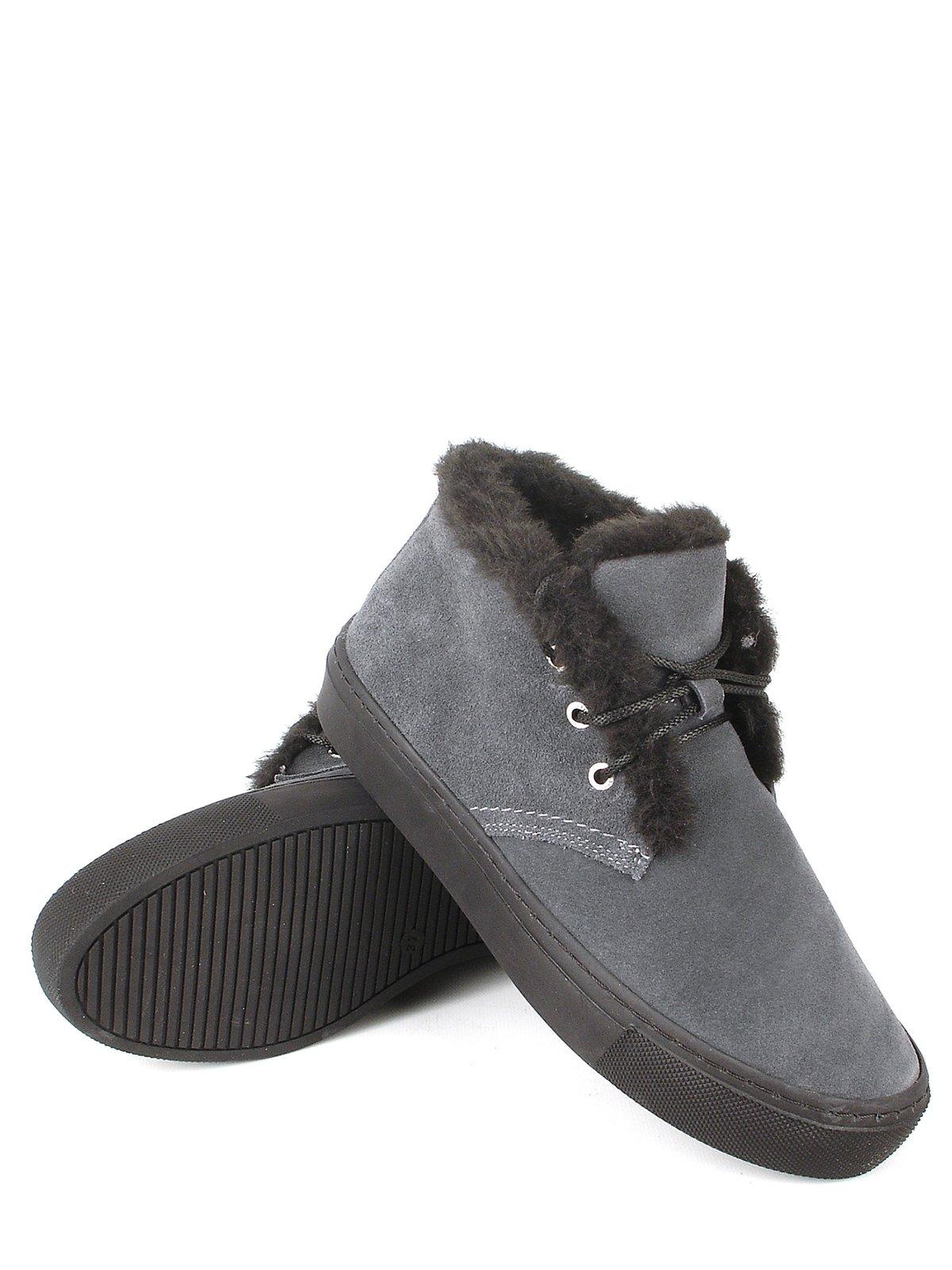 Ботинки серые | 2817131