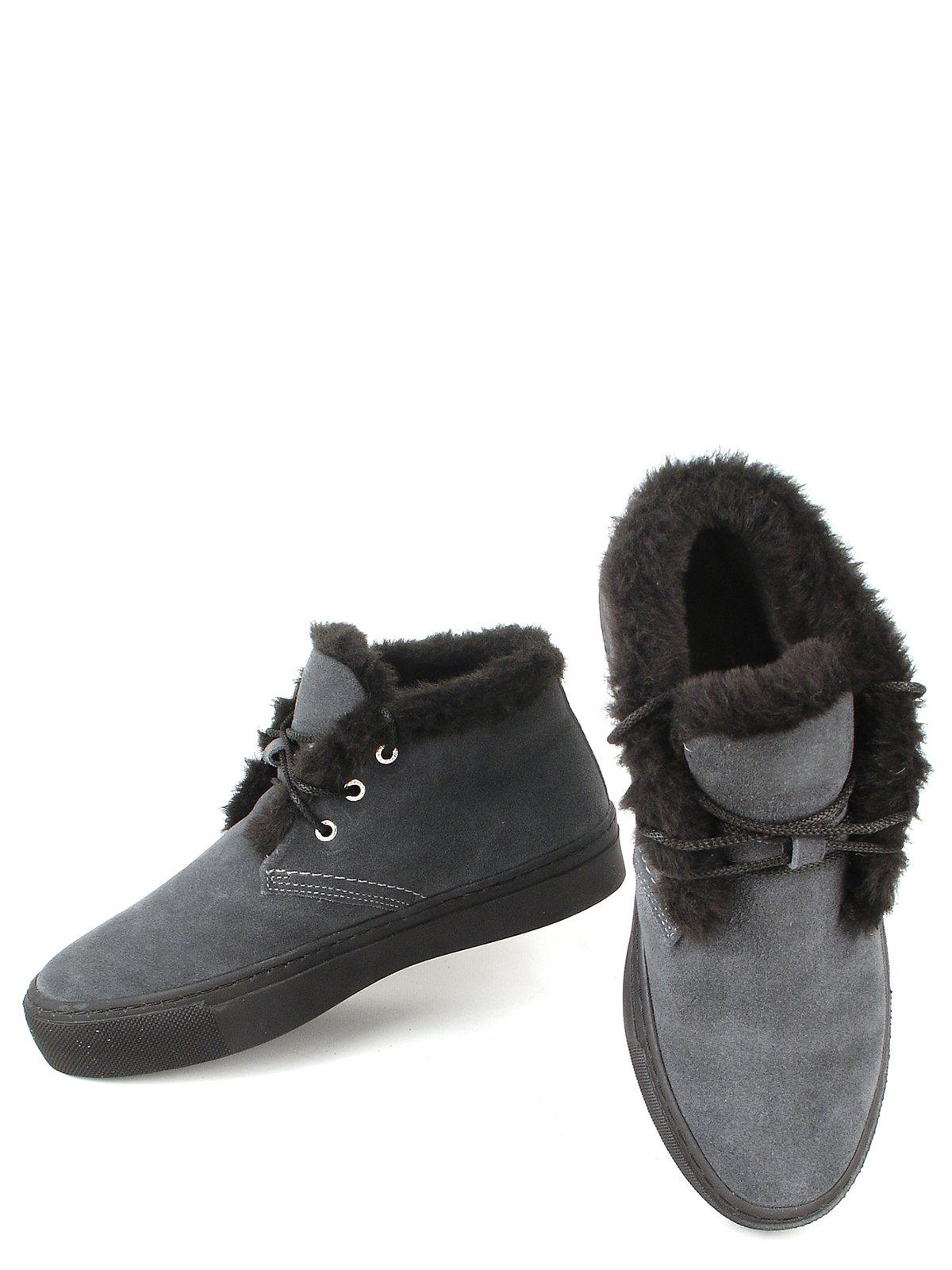 Ботинки серые | 2817131 | фото 2