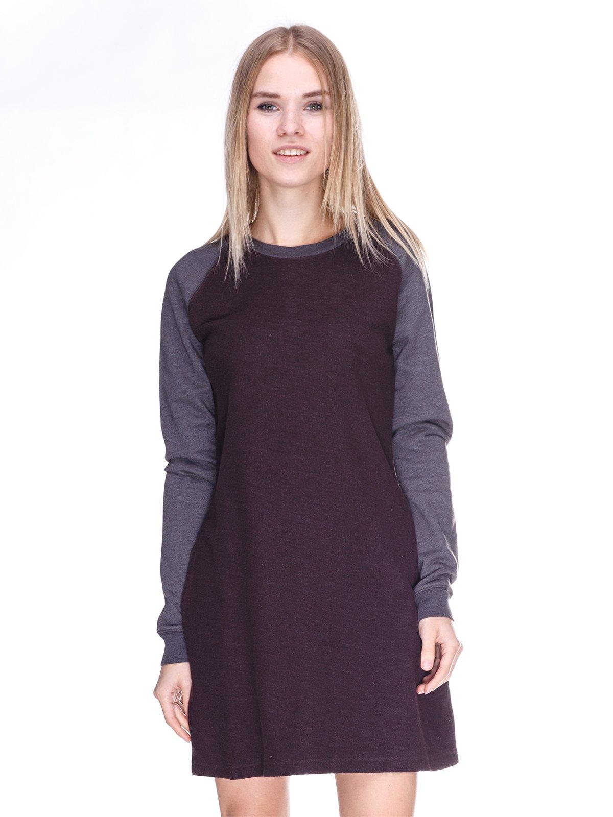 Платье двухцветное | 1914176