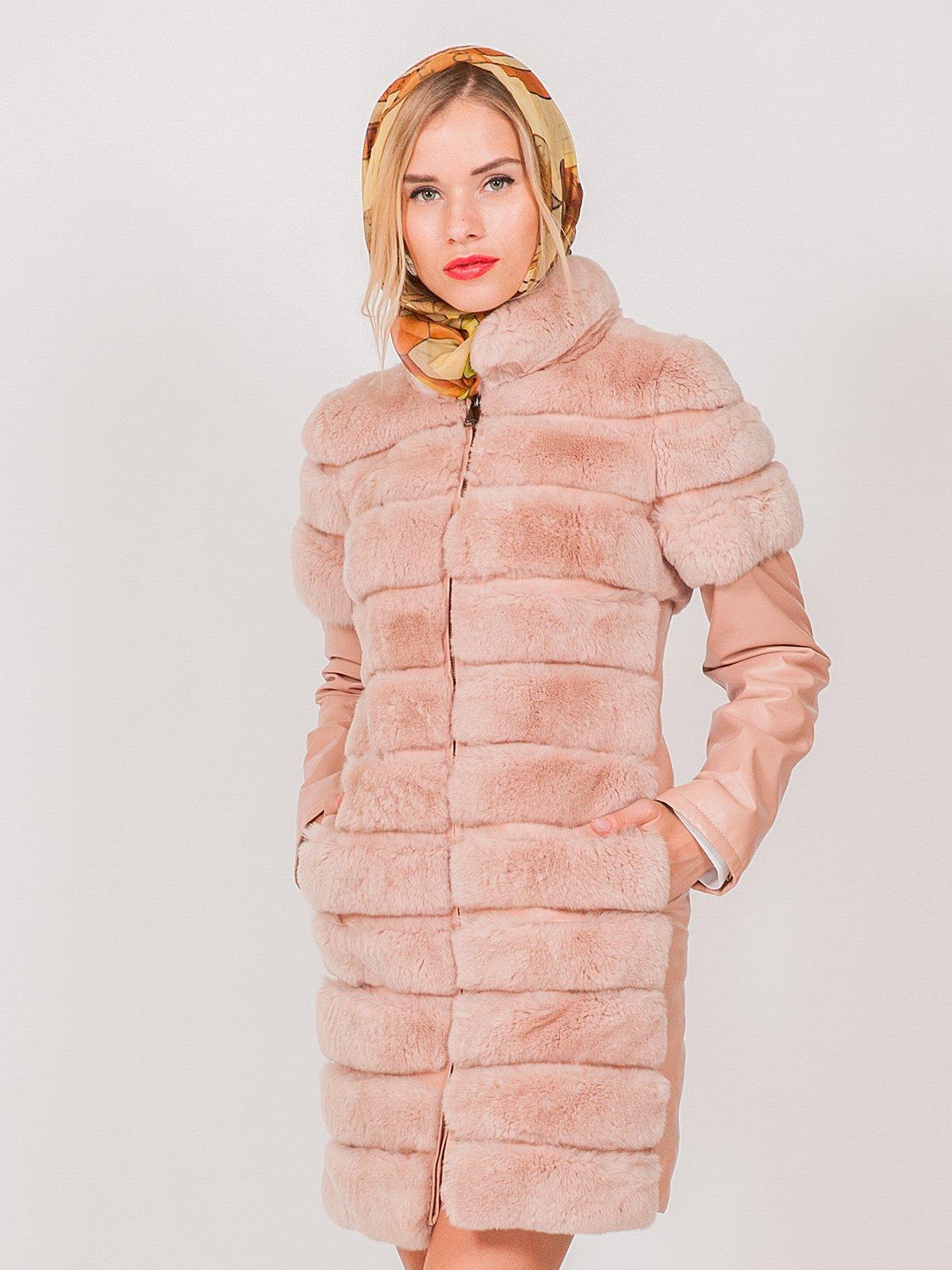 Куртка рожева | 3655009