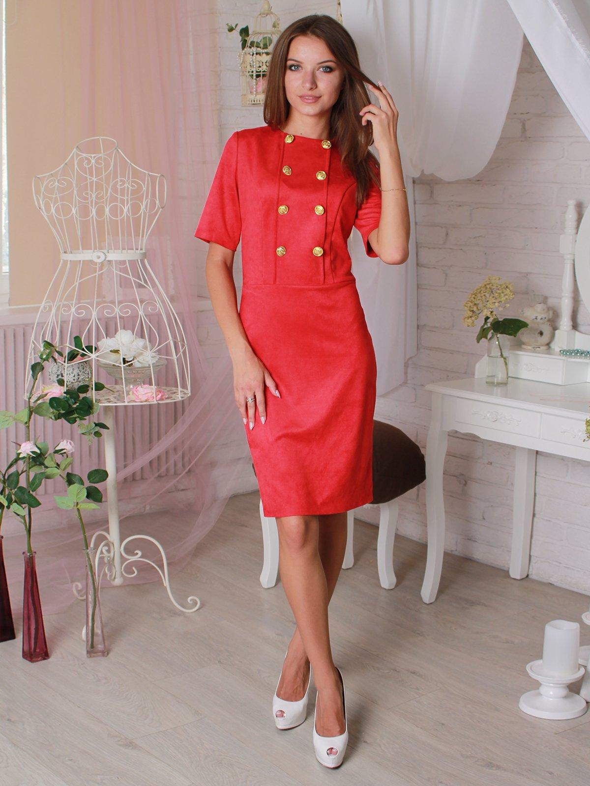 Платье красное   3656712