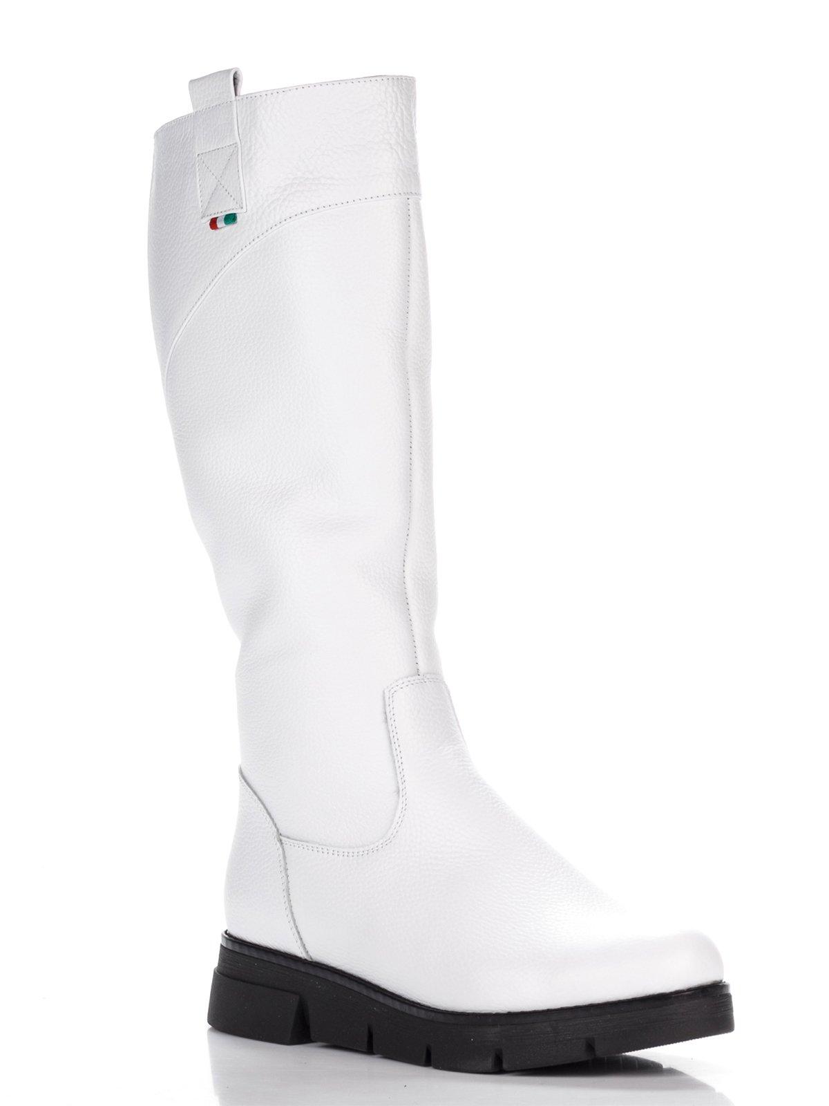 Чоботи білі — Franzini 1f5385956d505