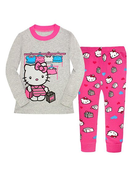 Піжама: лонгслів і штани | 3659145