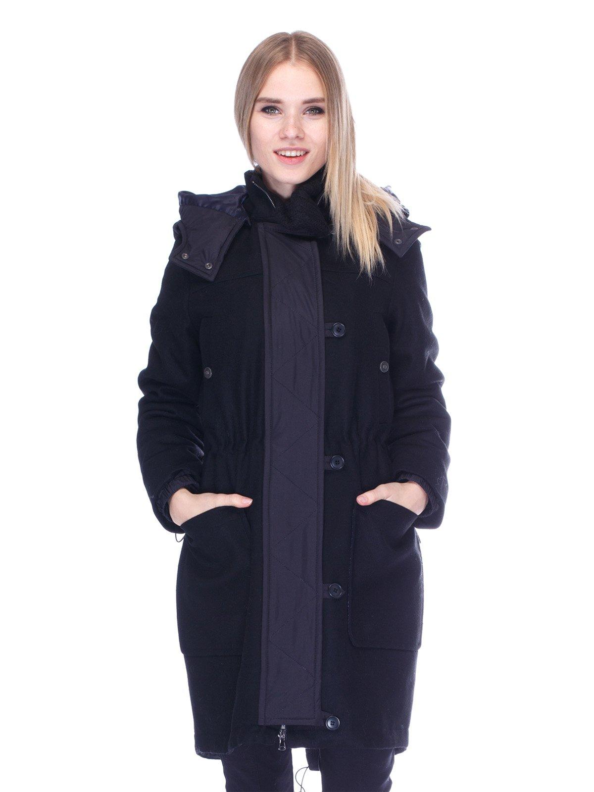 Пальто чорне   3568200