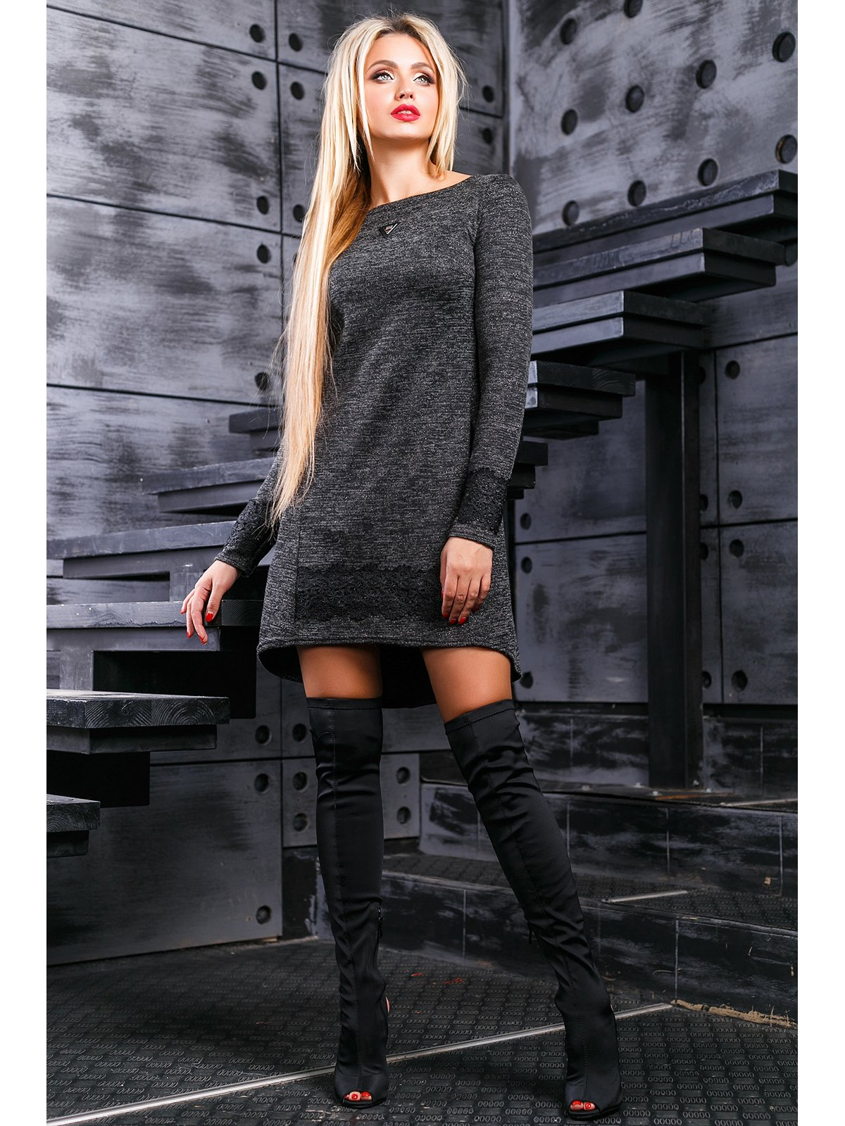 Сукня чорна | 3664302