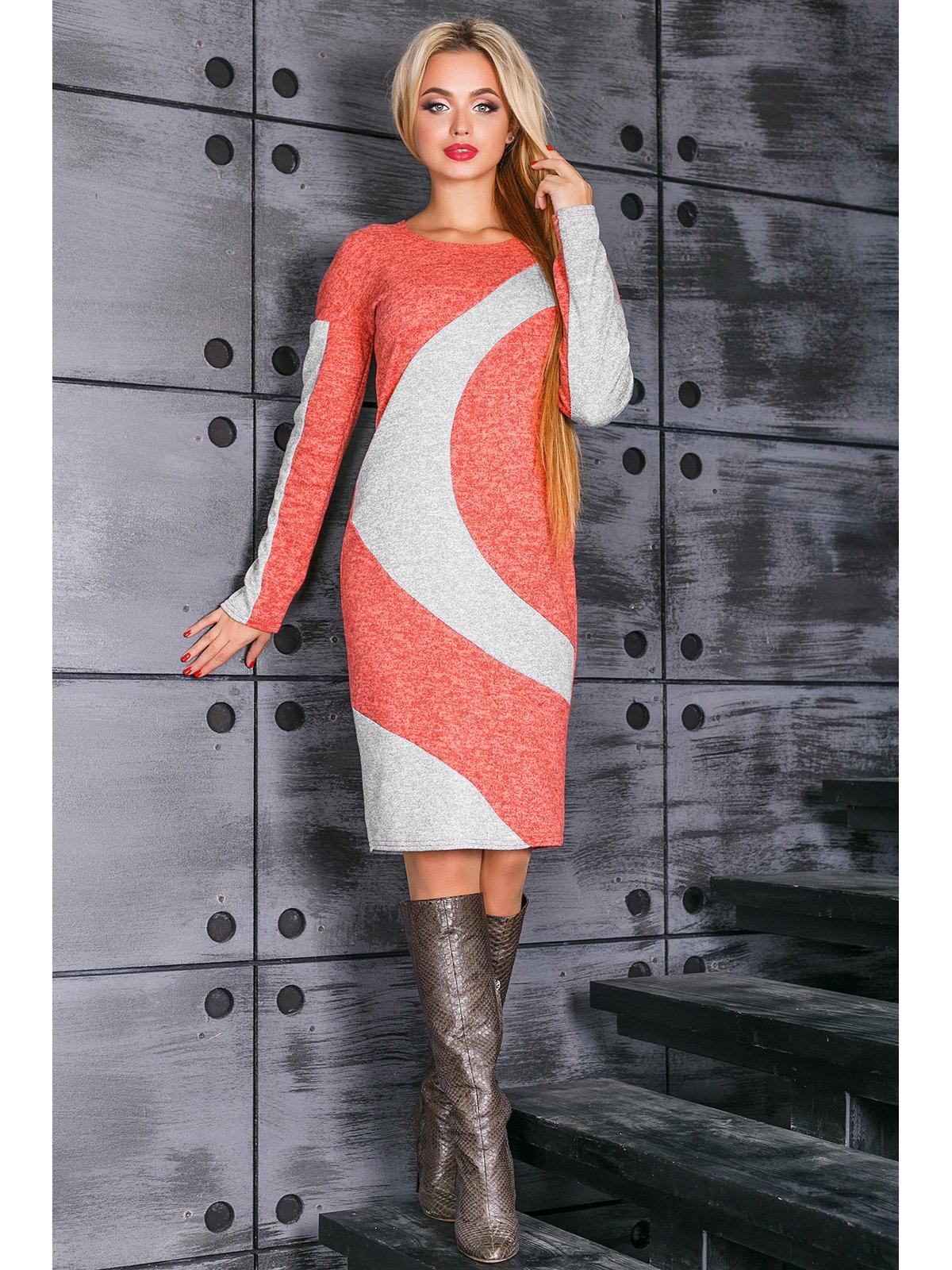 Сукня коралова | 3664331 | фото 3