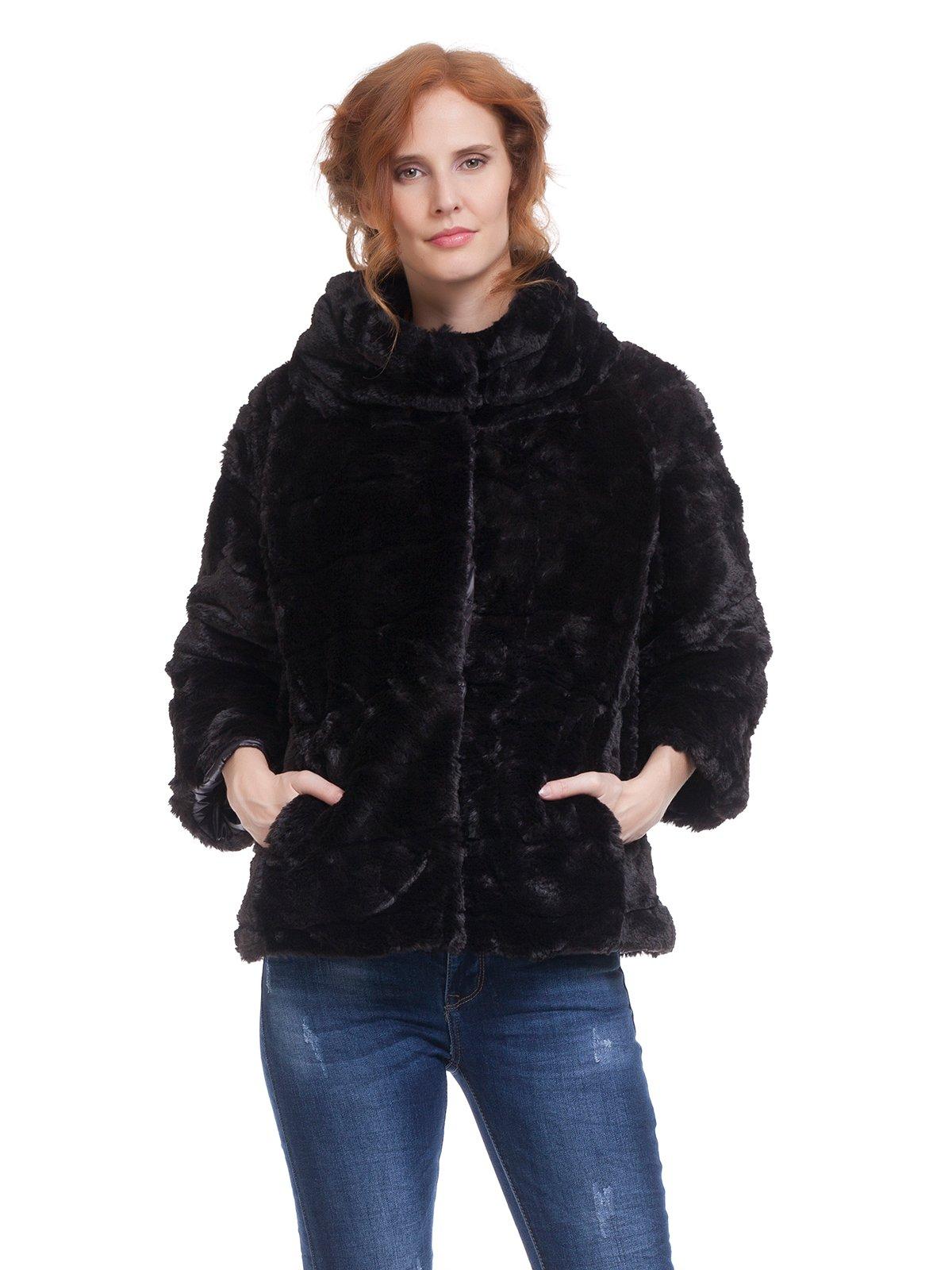 Куртка чорна | 3652489