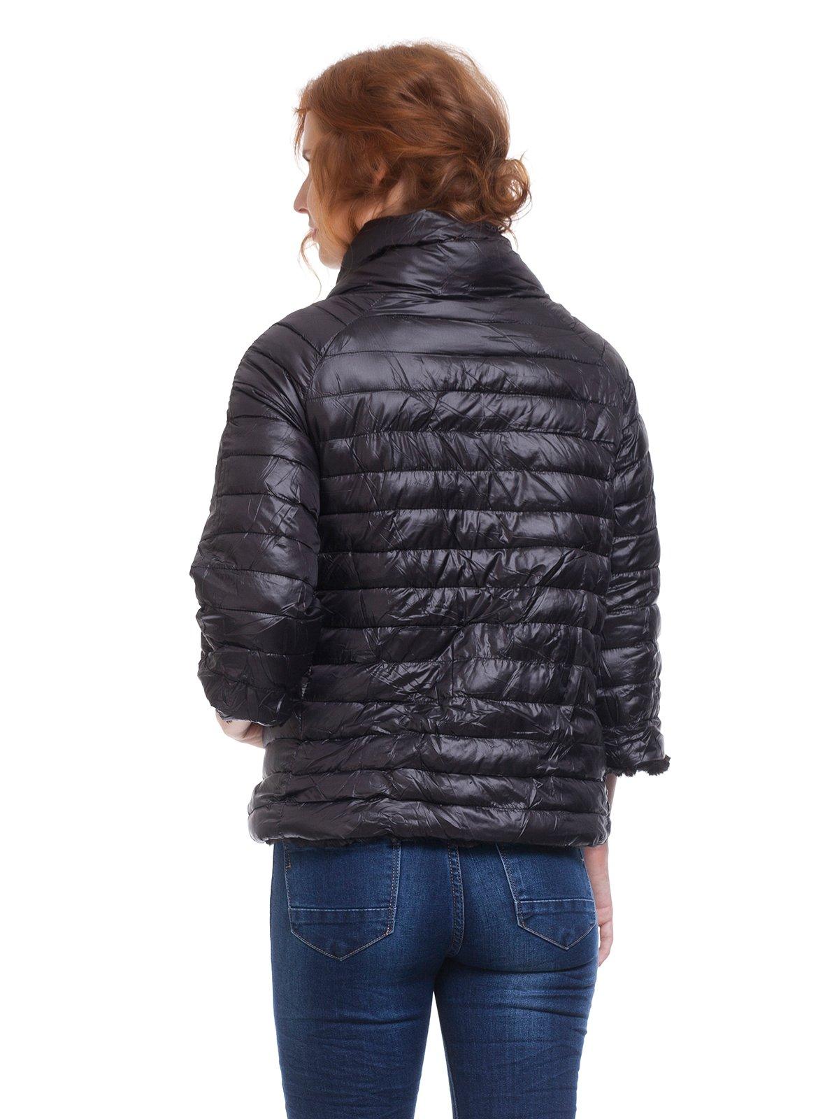 Куртка черная | 3652489 | фото 5