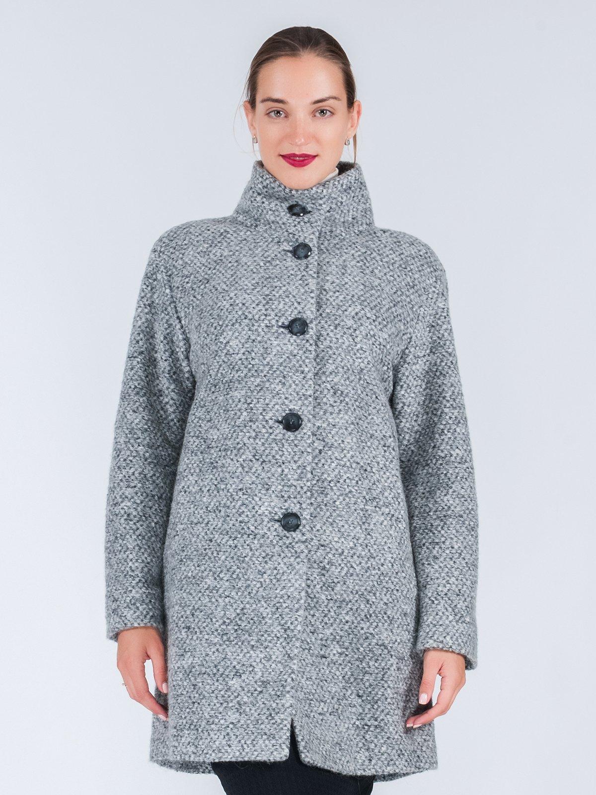 Пальто серое | 3667677