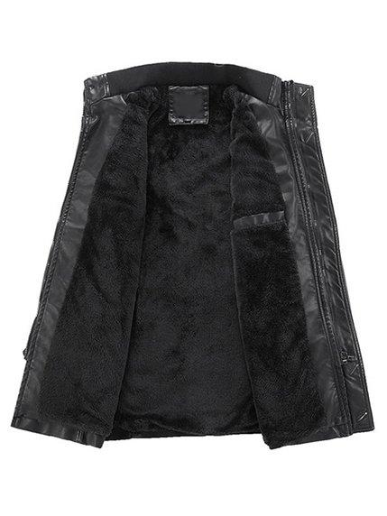 Куртка черная | 3666887 | фото 3