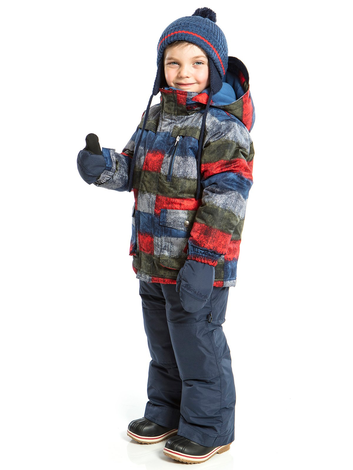 Комплект: куртка и полукомбинезон   3670924