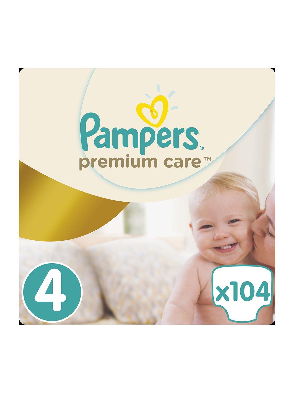 Підгузки Premium Care - розмір 4 (Maxi) 8-14 кг (104 шт.) | 3670174