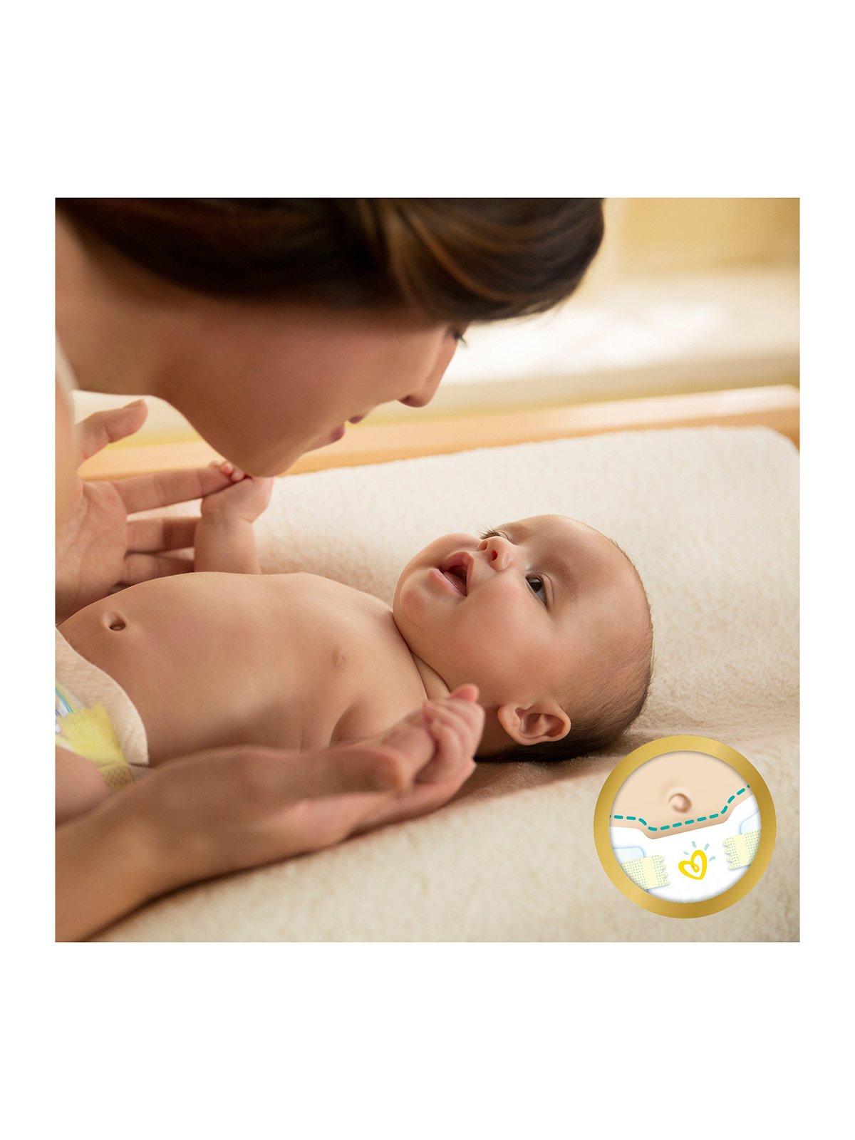Підгузки Premium Care New Born - розмір 2 (для новонароджених) 3-6 кг (80 шт.) | 3670181 | фото 7