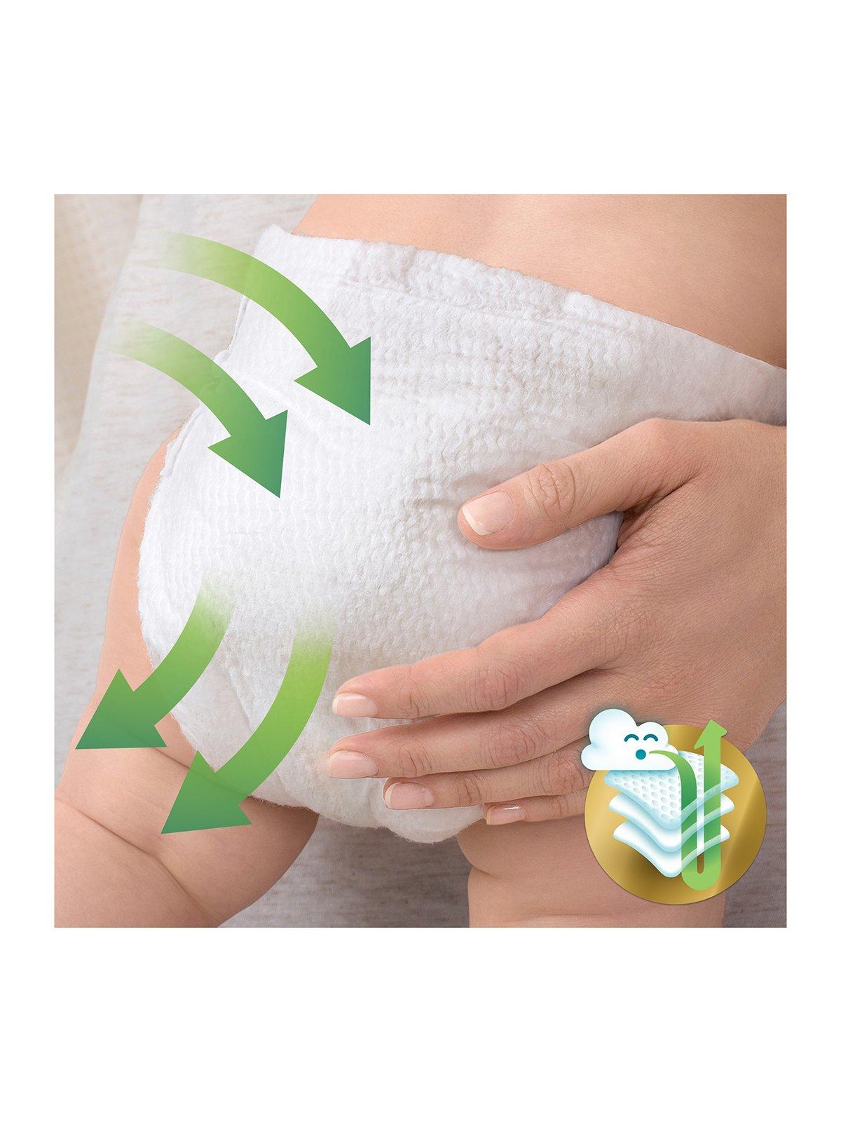Підгузки Premium Care New Born - розмір 2 (для новонароджених) 3-6 кг (80 шт.) | 3670181 | фото 8