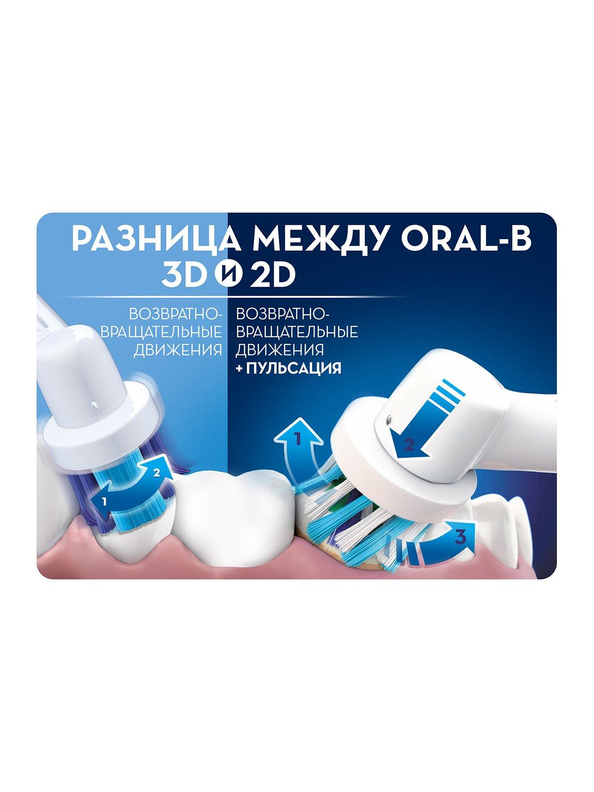 Електрична зубна щітка Vitality Sensitive — Oral-B 536fbaf7ca56e