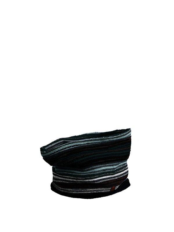 Баф чорний в смужку   3665902