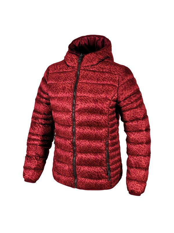 Куртка червона | 3666004