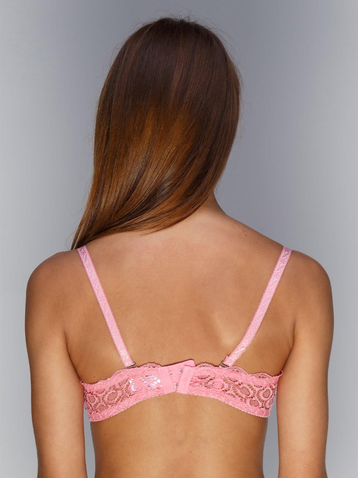 Бюстгальтер push-up рожевий | 2734257 | фото 2