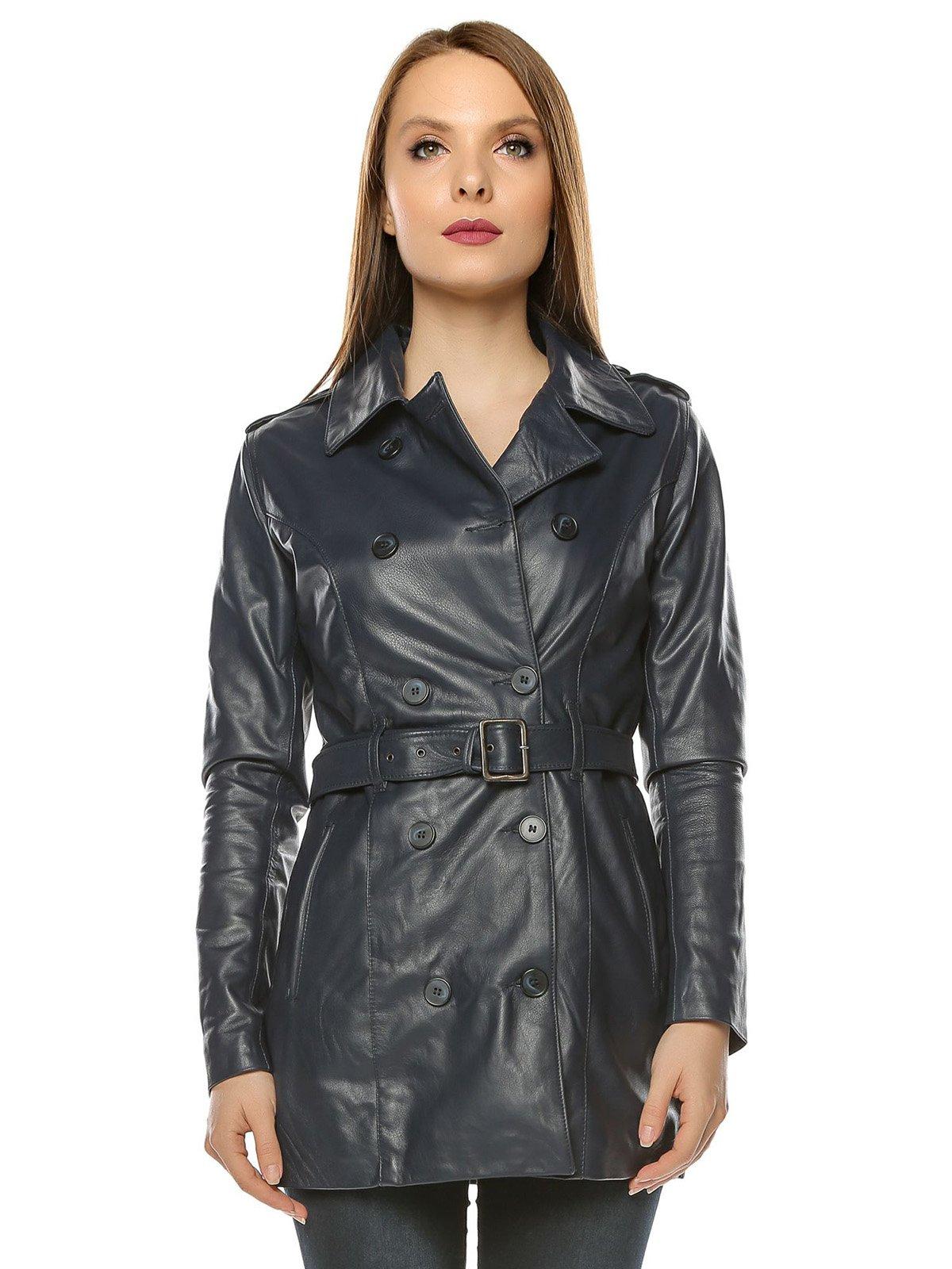Куртка темно-синяя | 3674408 | фото 2