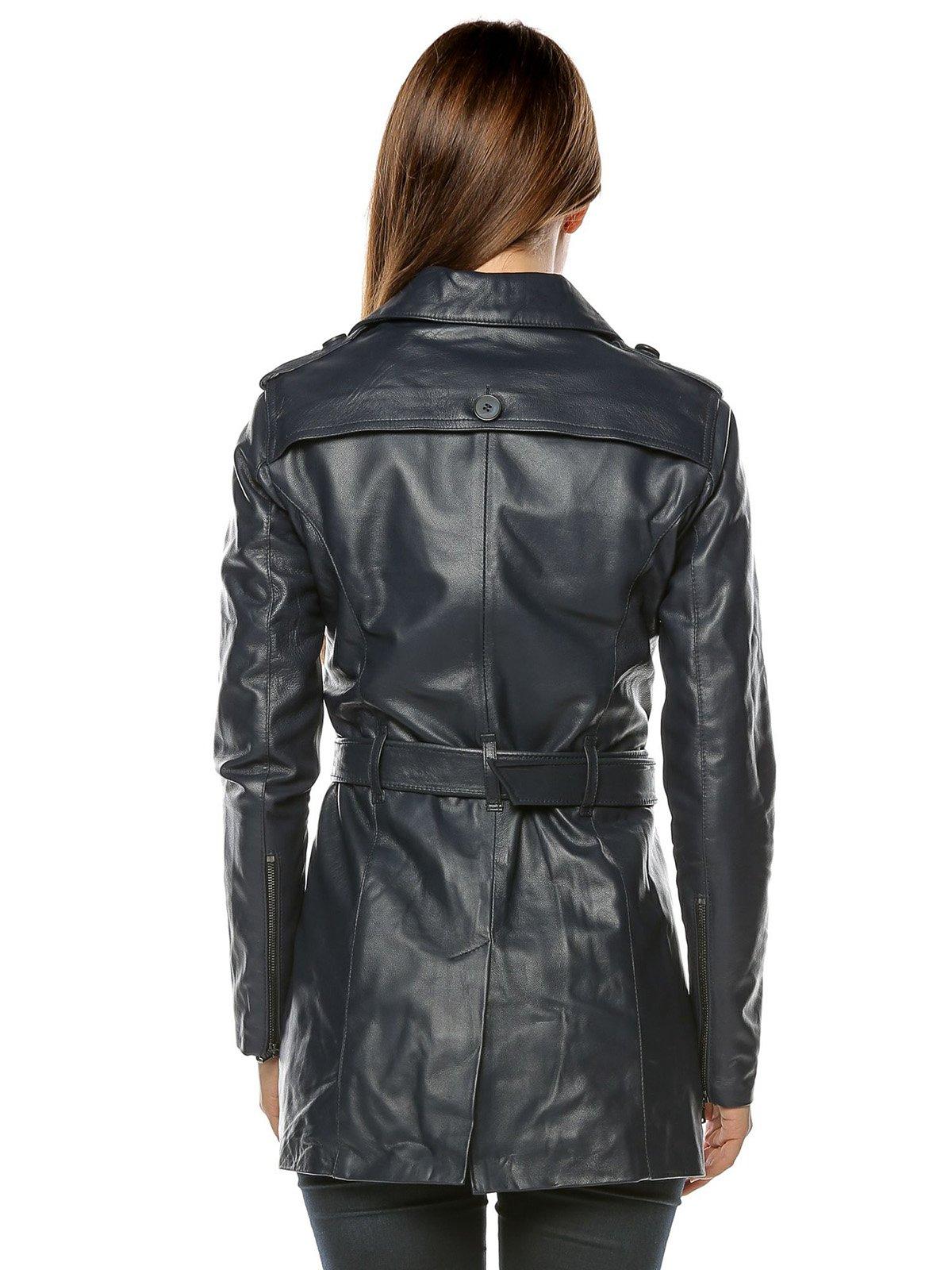 Куртка темно-синяя | 3674408 | фото 3
