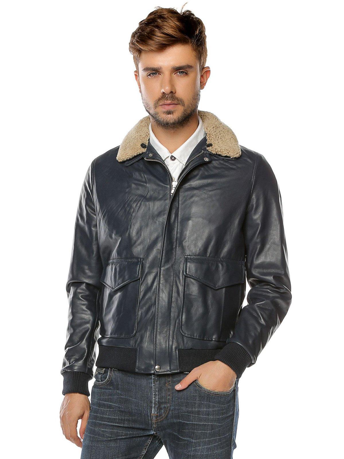 Куртка темно-синяя | 3674467 | фото 2